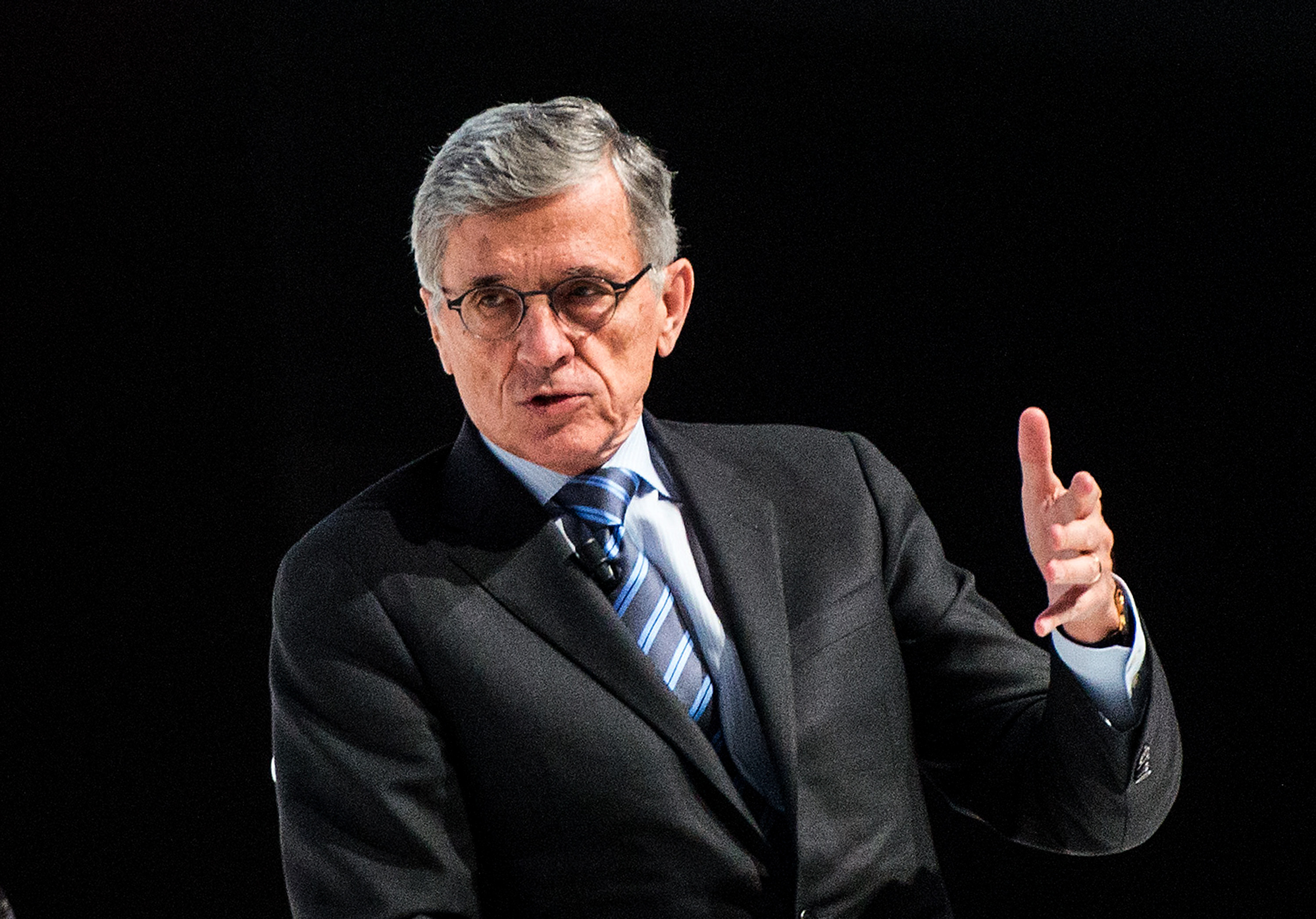 Federal Communications Commission chairman Tom Wheeler