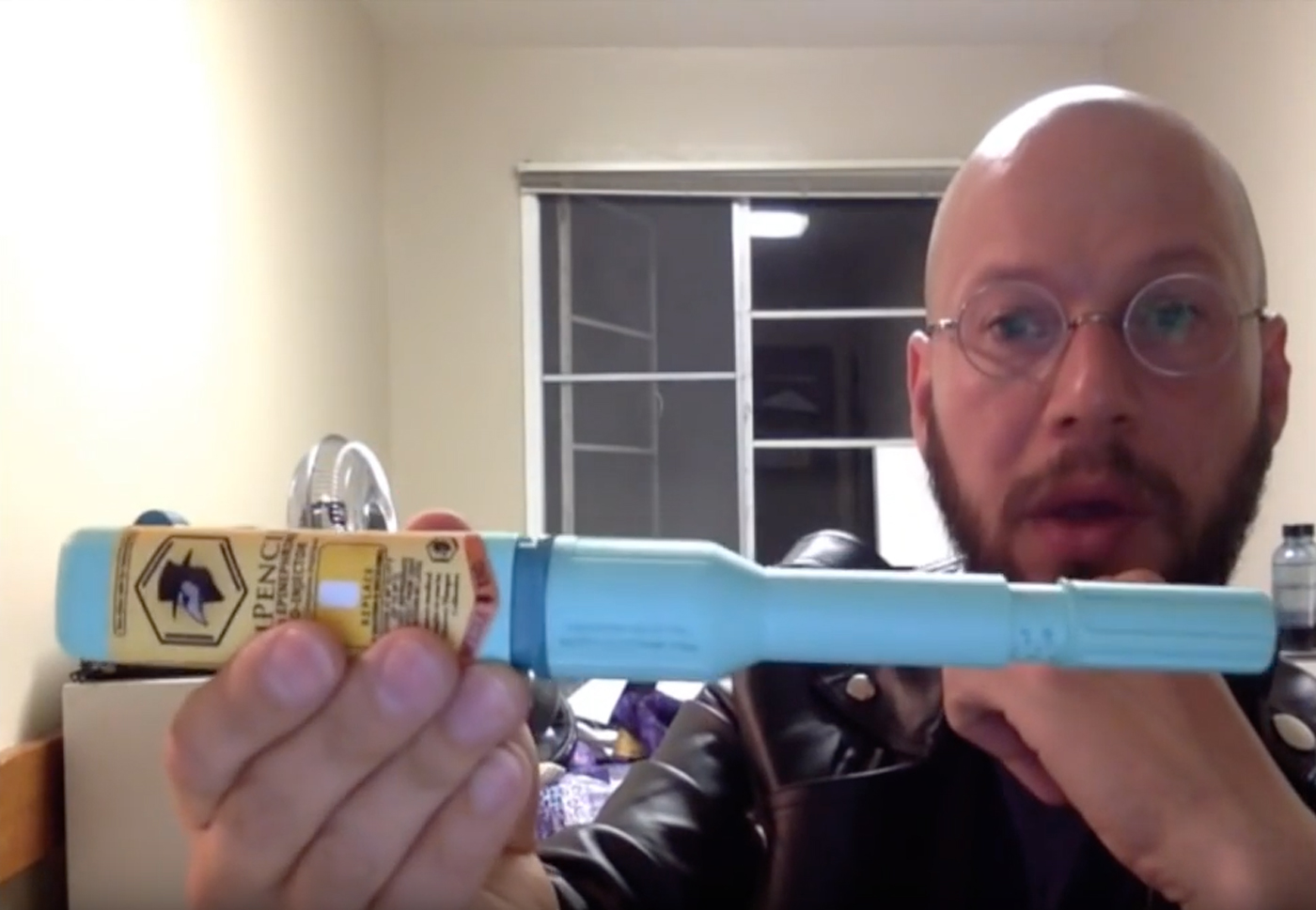 It may not look much, but Four Thieves Vinegar claims that the $30 home-brew EpiPencil works just as well as the official $300 EpiPen.