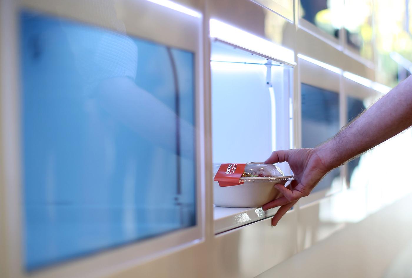 Eatsa's new take on an automat.