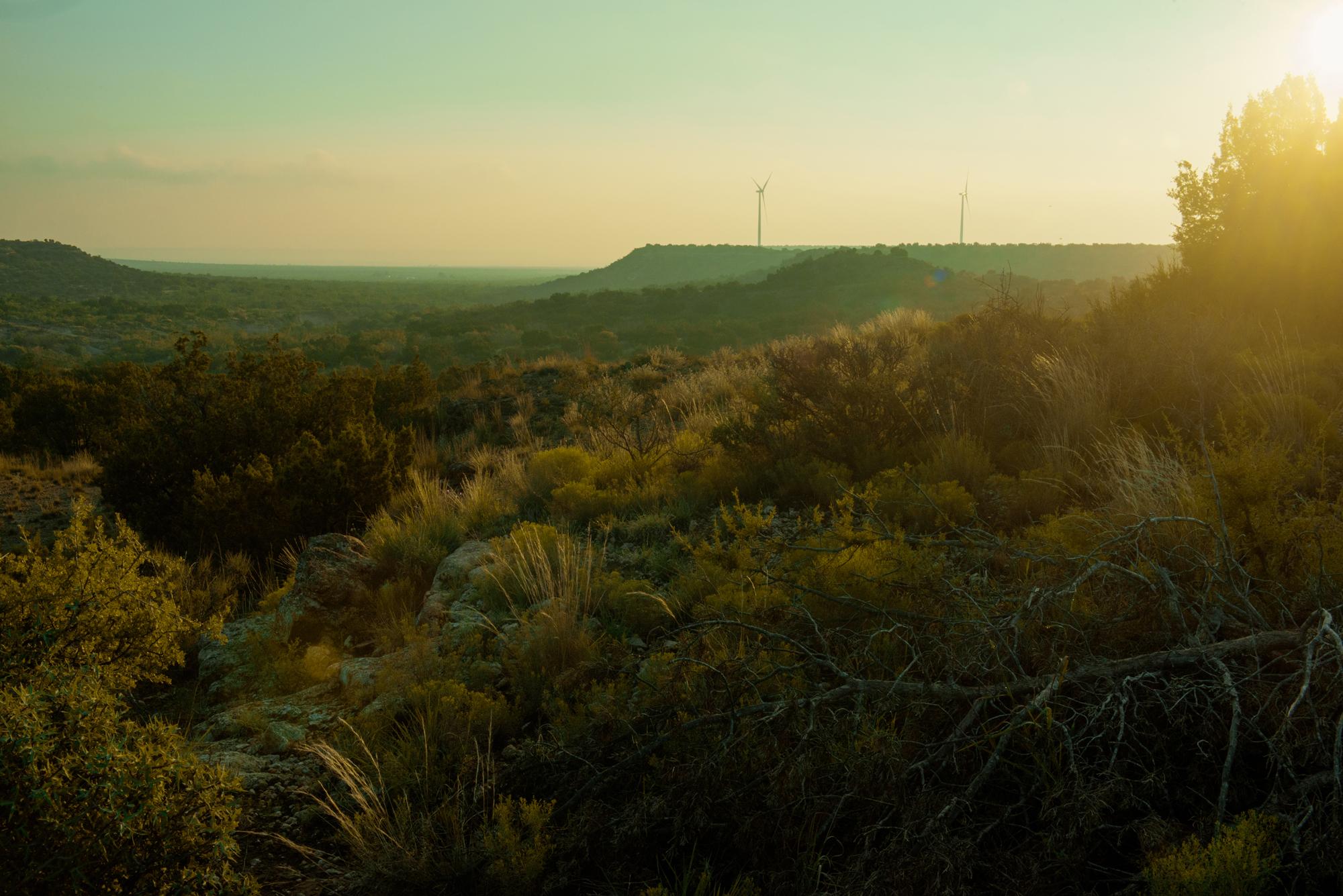 テキサスで大成功の風力発電 どこも真似できない例外事例