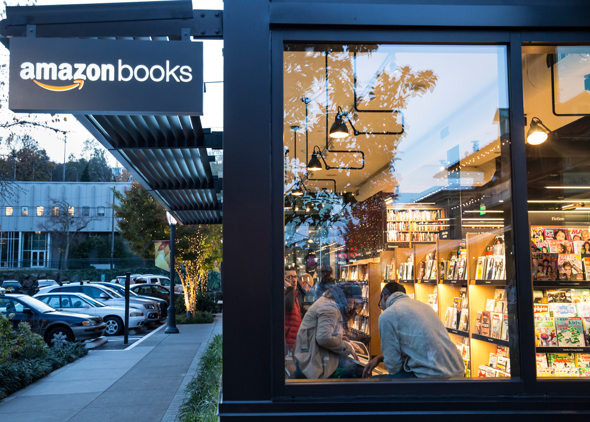Amazon brought the bookstore back and is ow looking to start a line of convenience stores.