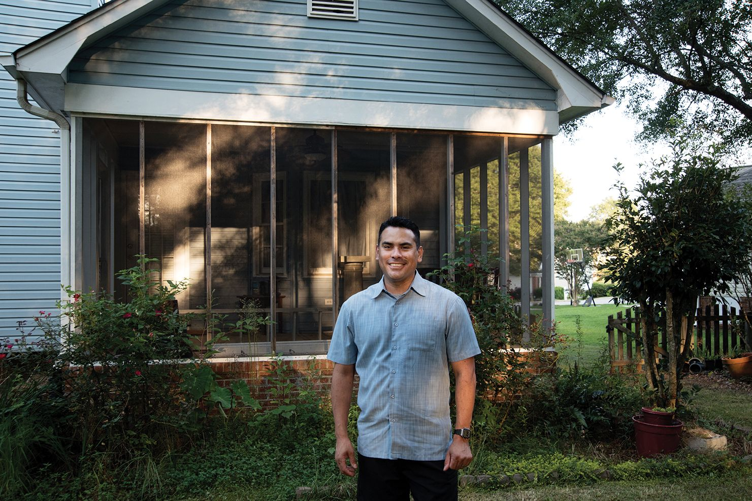Manuel Gonzalez studied mechatronics, a new field combining mechanics and electronics, but found it too slow-paced and is now an apprentice machinist. (4 of 10)
