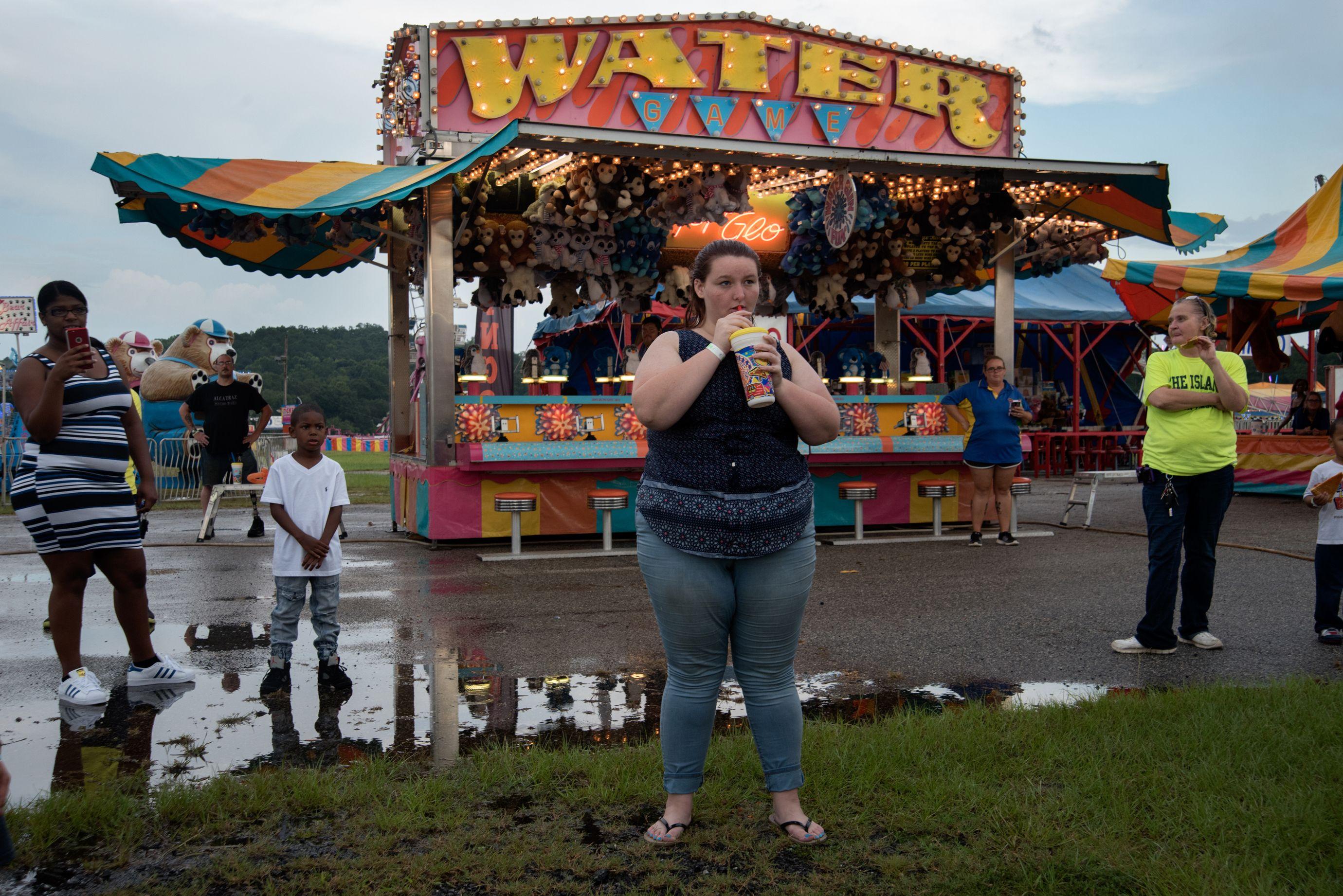 At the fair. (7 of 10)