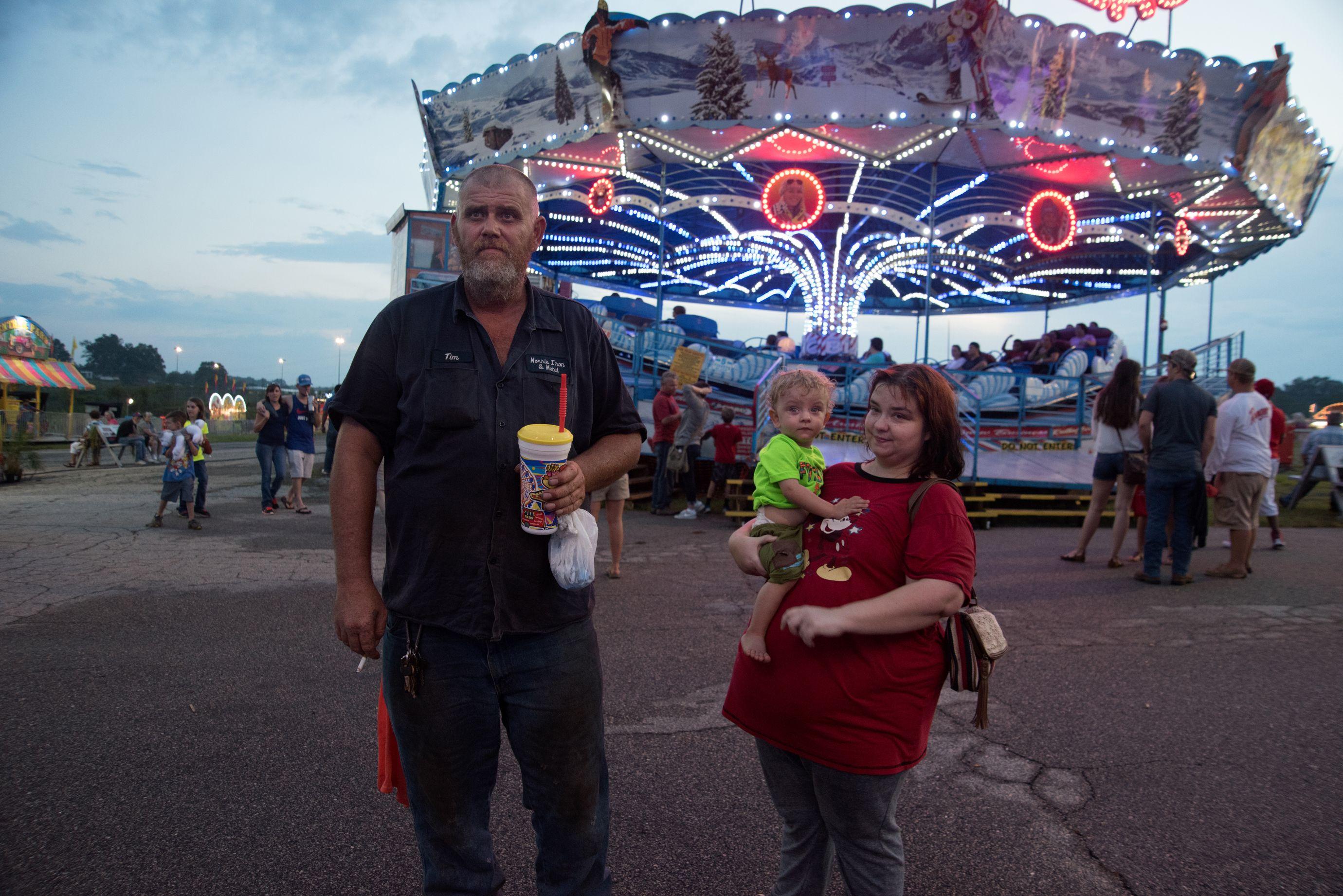 At the fair. (9 of 10)