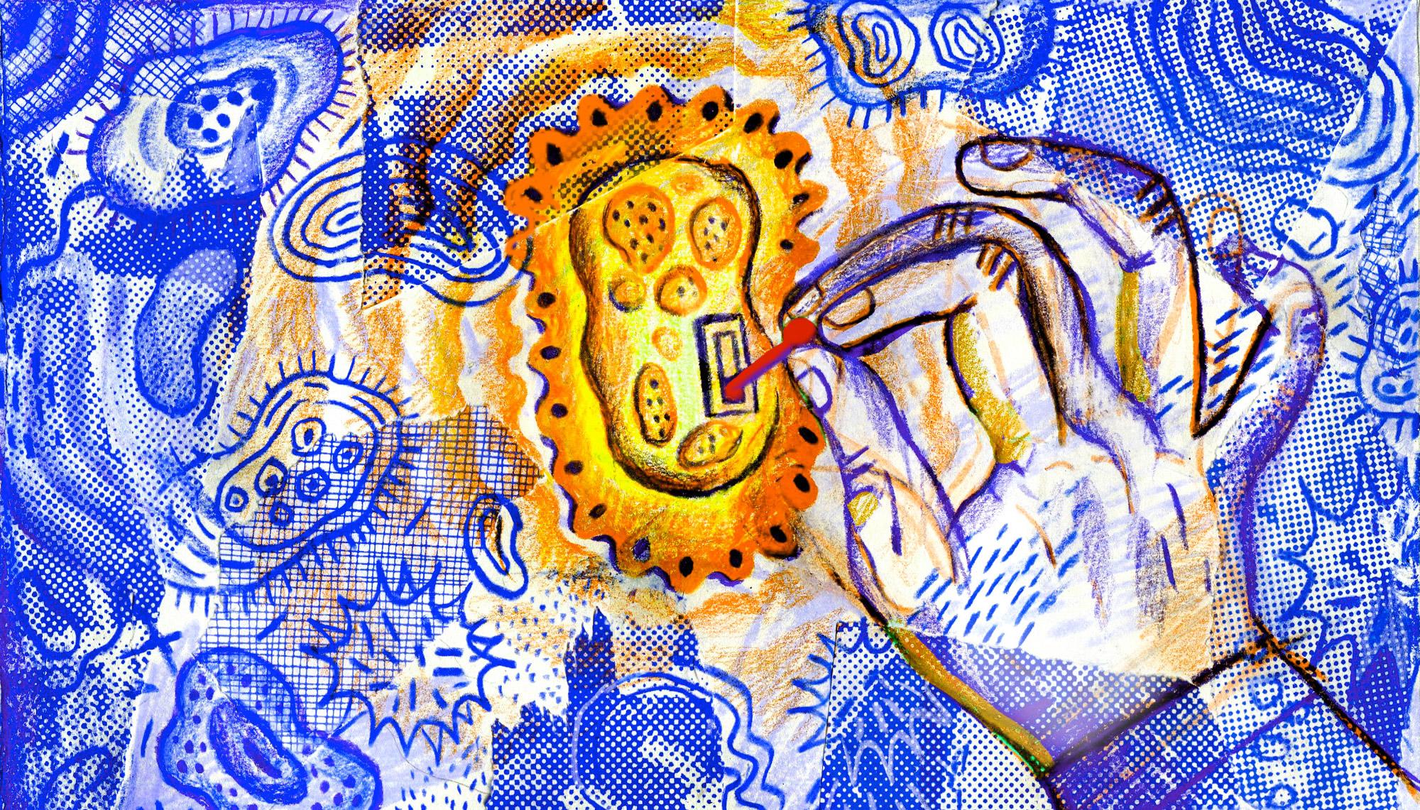 病気を治す人工バクテリア デザイナー菌に賭ける企業