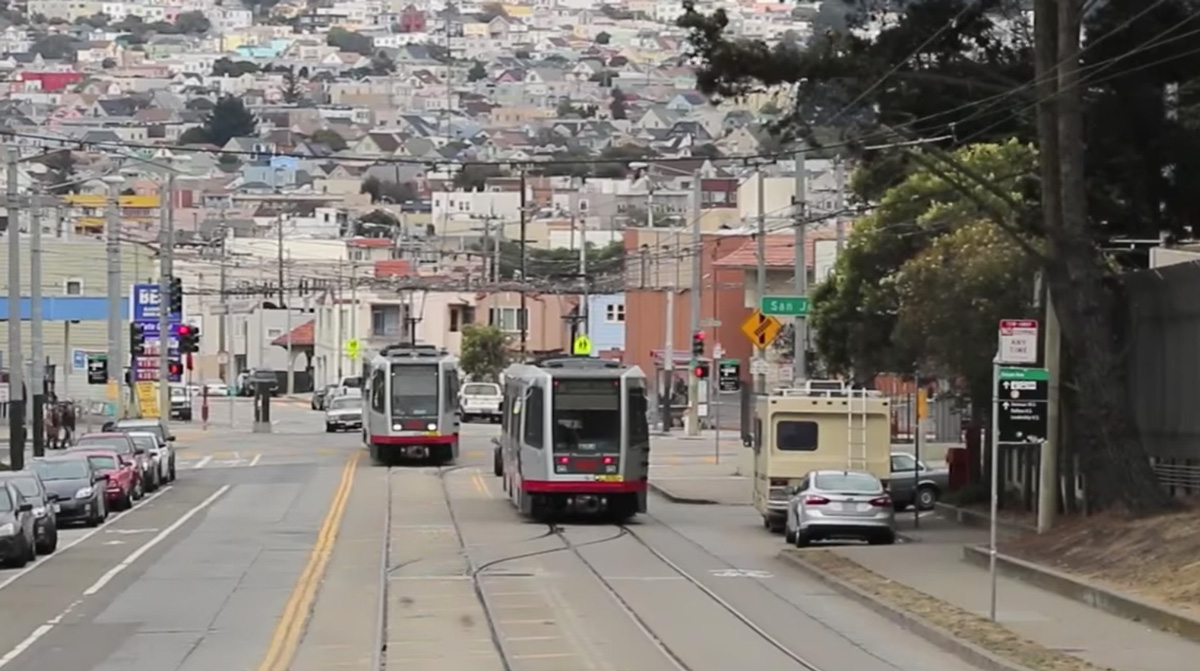 While the city dealt with a ransomware attack, passengers got to ride the Muni for free.