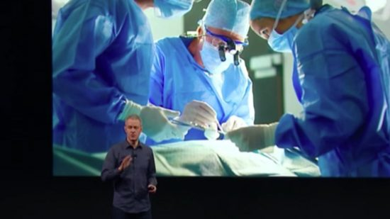 Apple COO Jeff Williams unveiled CareKit earlier this year.
