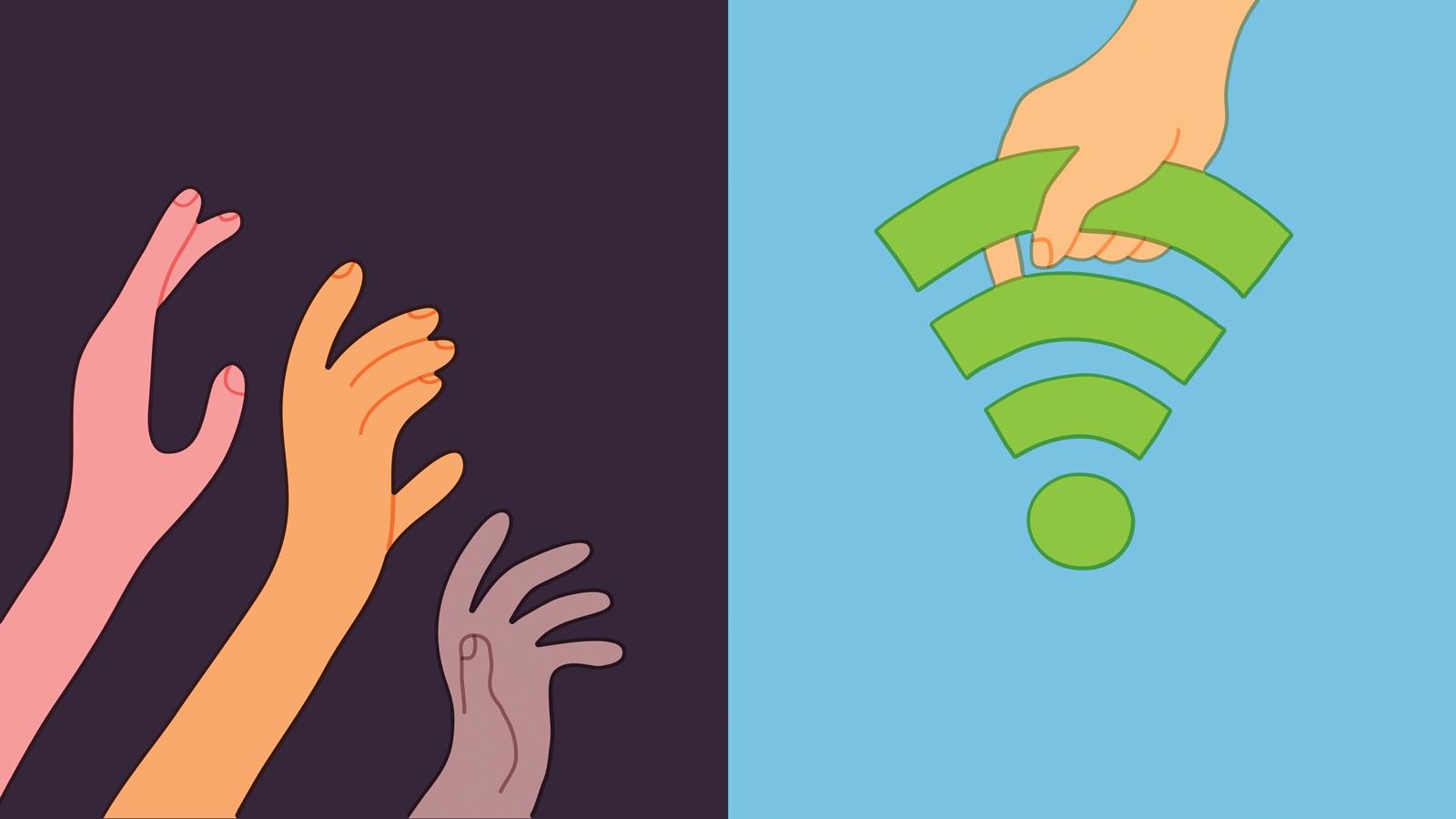 デジタル経済から取り残される3400万人の米国民