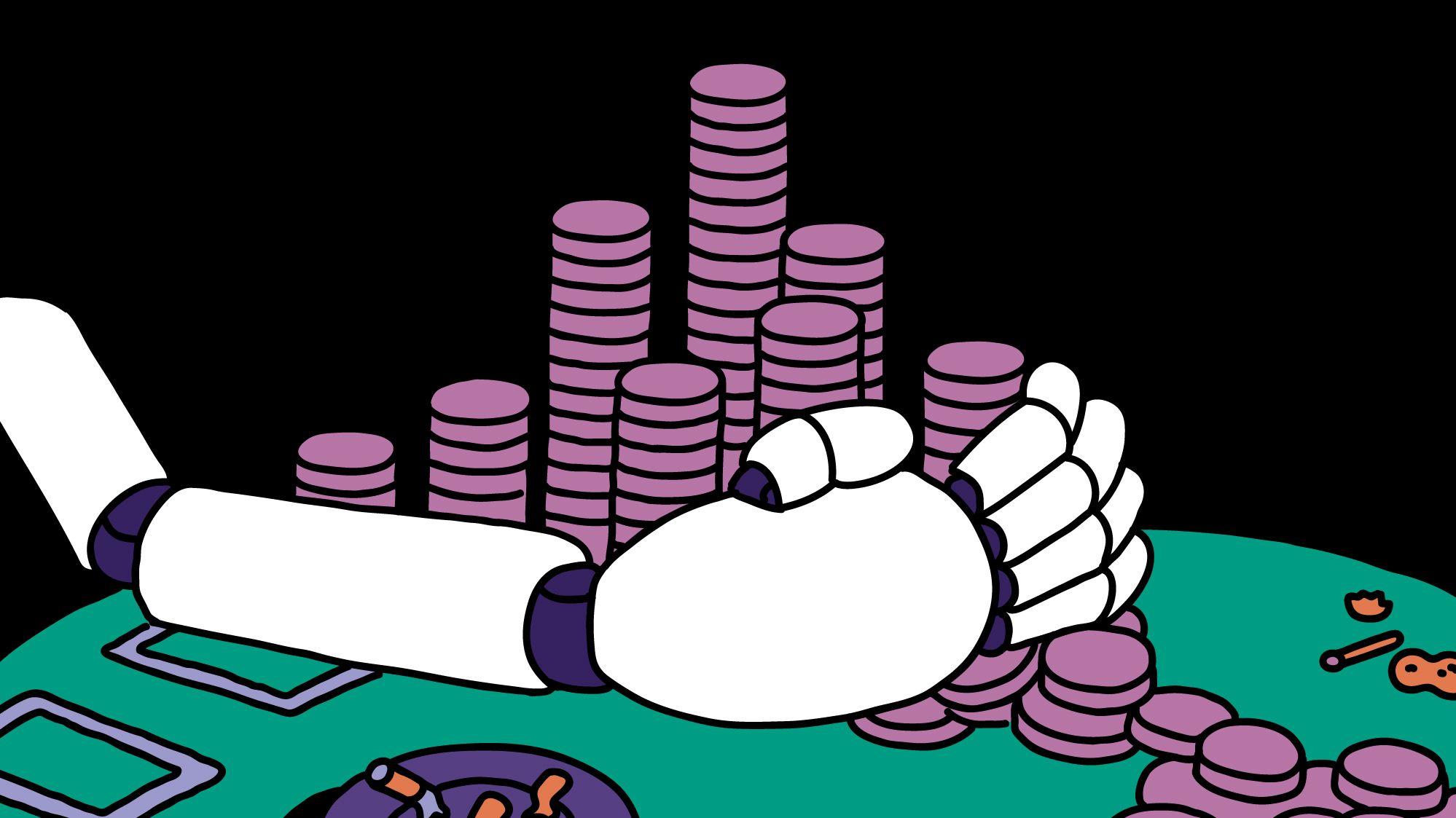 人工知能が ポーカーのハッタリ勝負で 人間に勝利する意味とは?