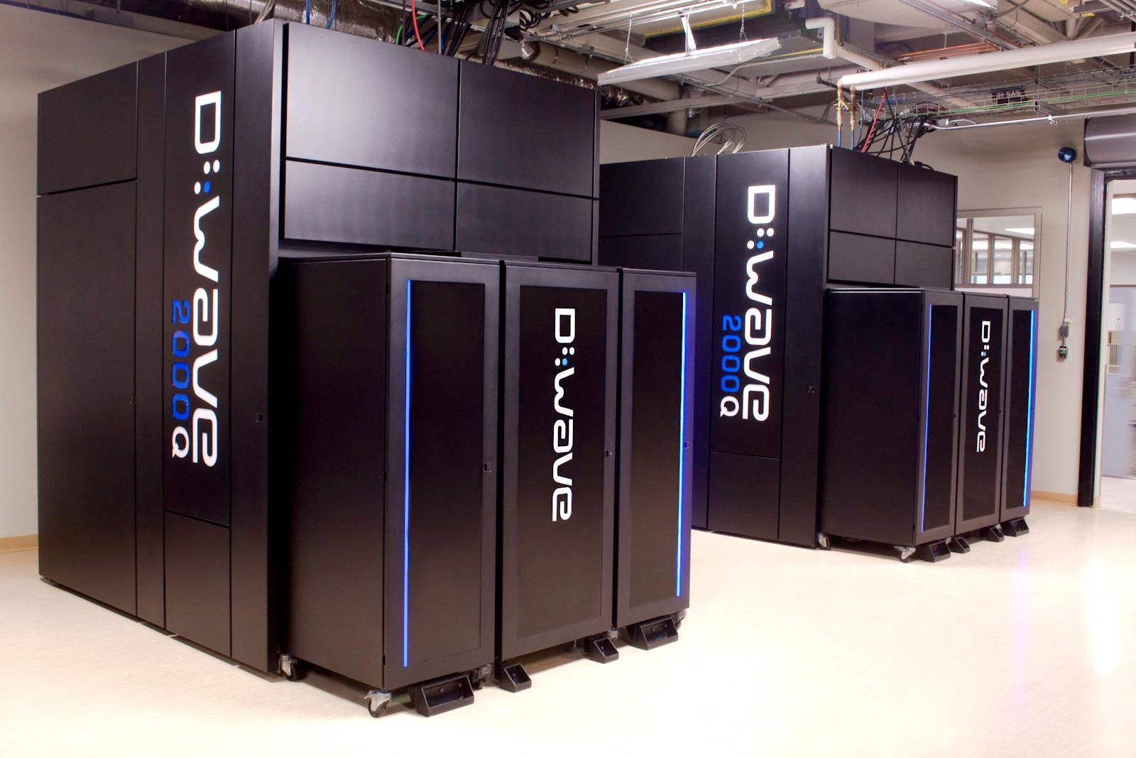 D-Wave、2000量子ビットのコンピューターを発表
