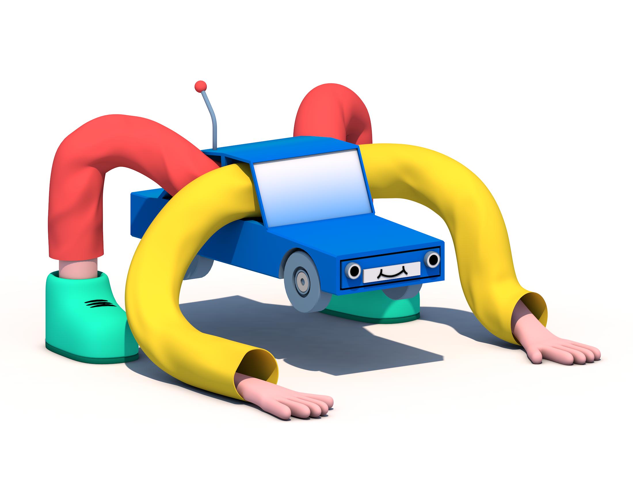 700ドルで ホンダ・シビックを 自動運転車に改造する方法
