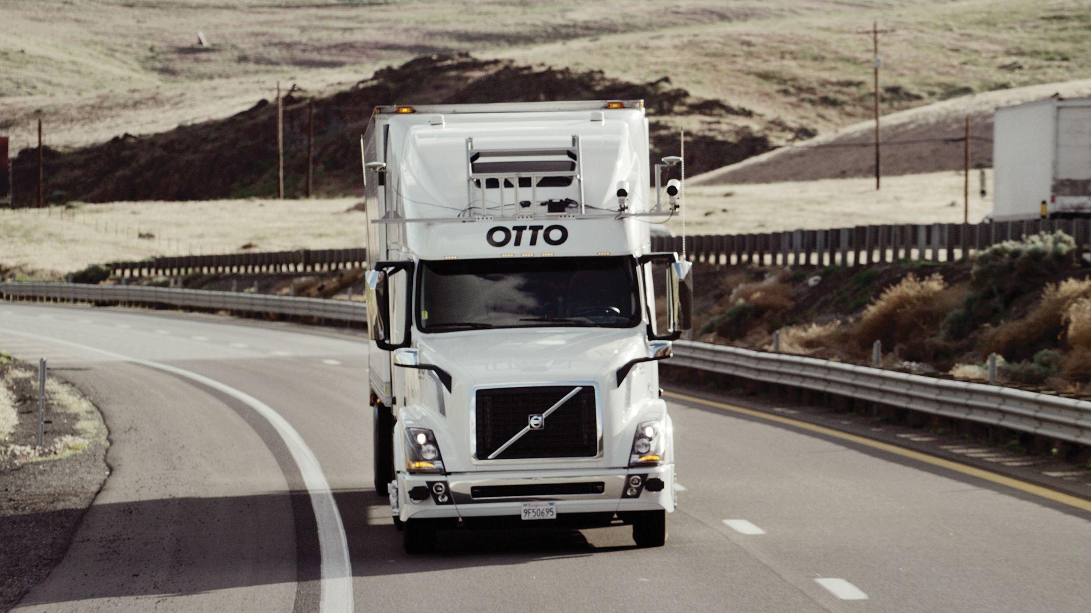 2017年、世界を変えるテクノロジー10:自動運転トラック