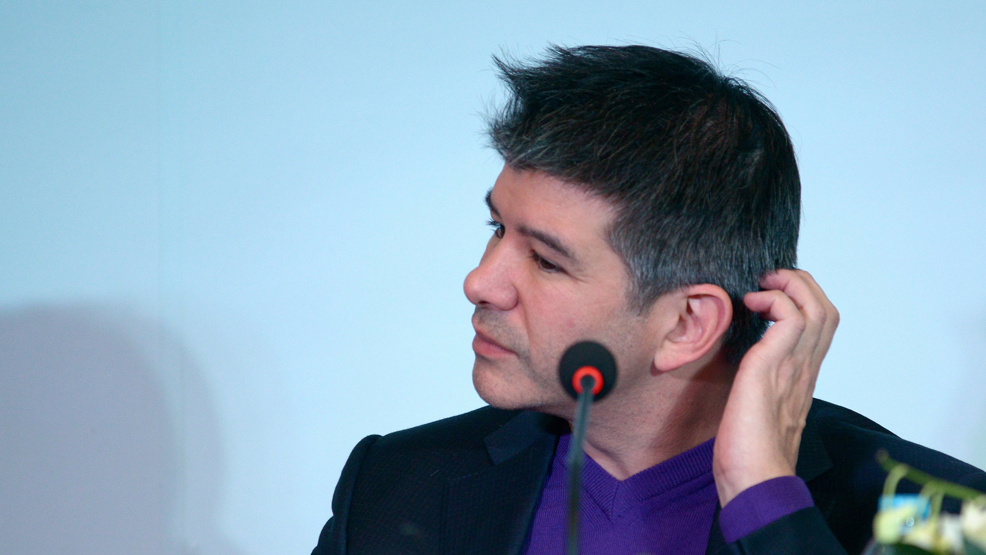 """Uber CEO, Travis Kalanick, says he needs to """"change as a leader."""""""
