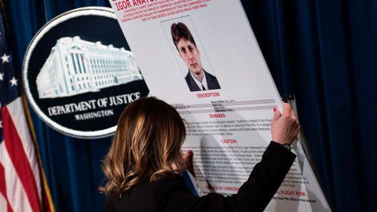 米司法省、ヤフーへのハッキングでロシア政府職員を起訴