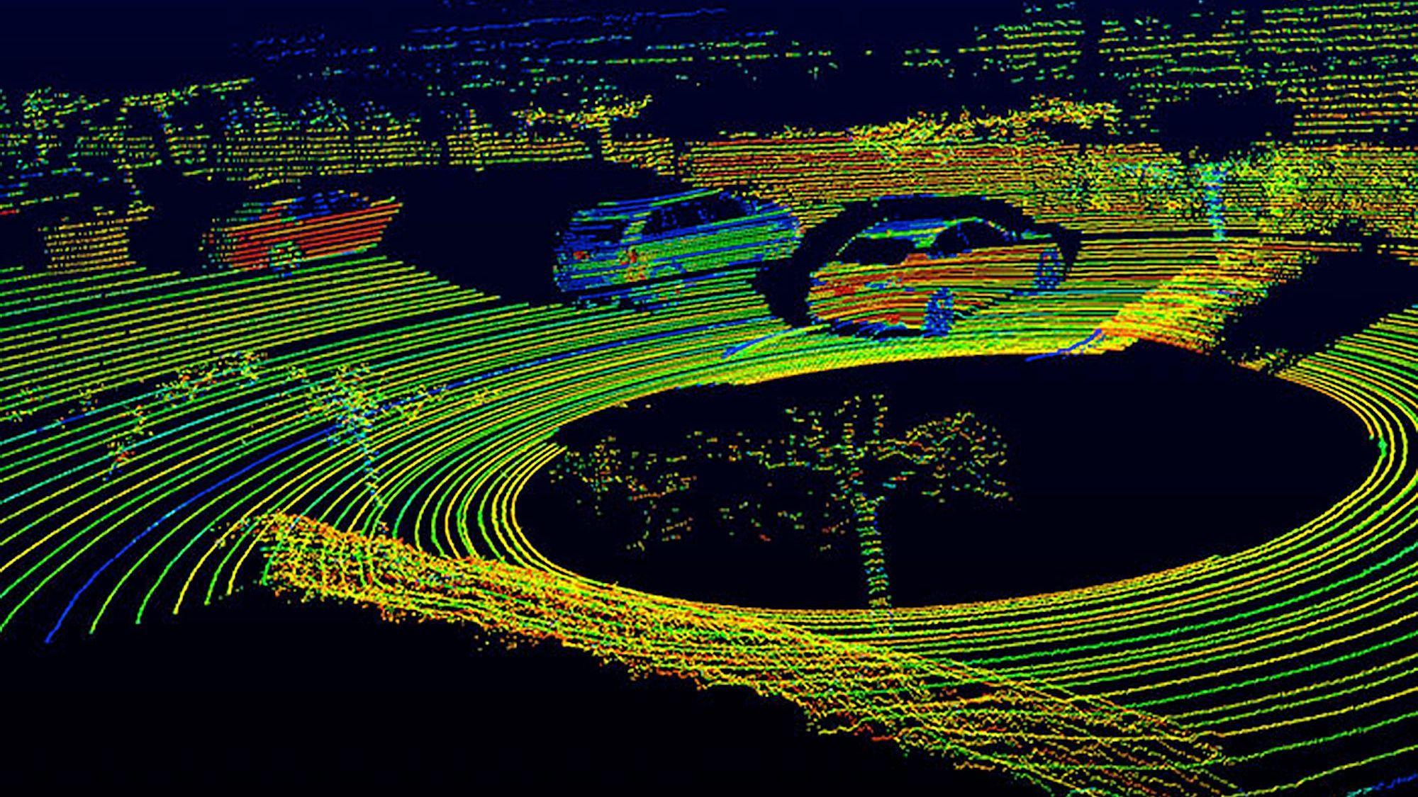 自律自動車の重要部品「ライダー」に盗用と在庫・性能不足問題