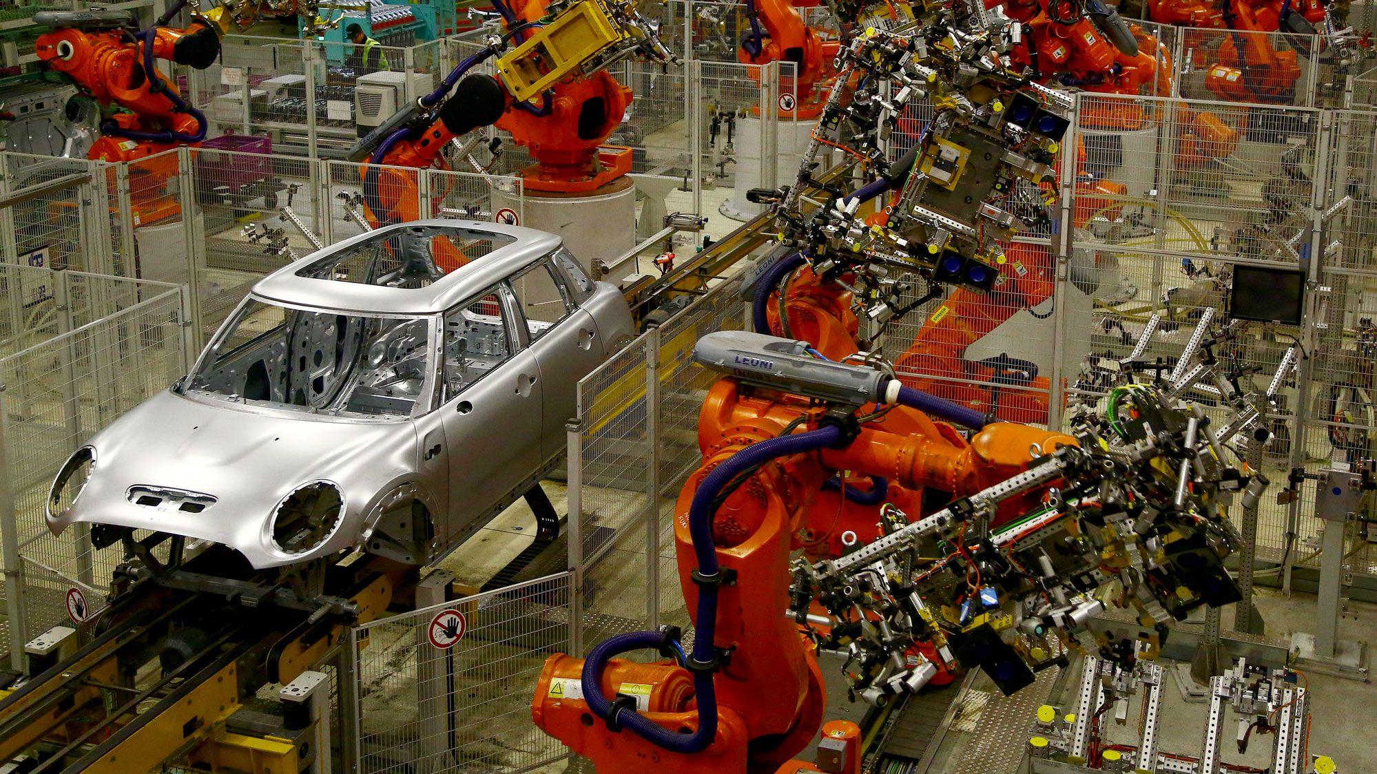 ロボットは米国の雇用を実際に奪っていることが判明