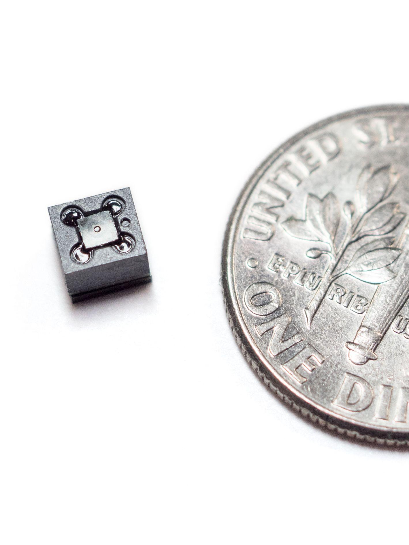 クアルコム、省電力稼働の画期的画像センサーを開発中