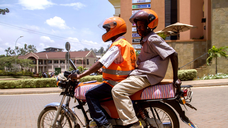 「ウガンダ版ウーバー」は バイク配車サービスで 現地に特化