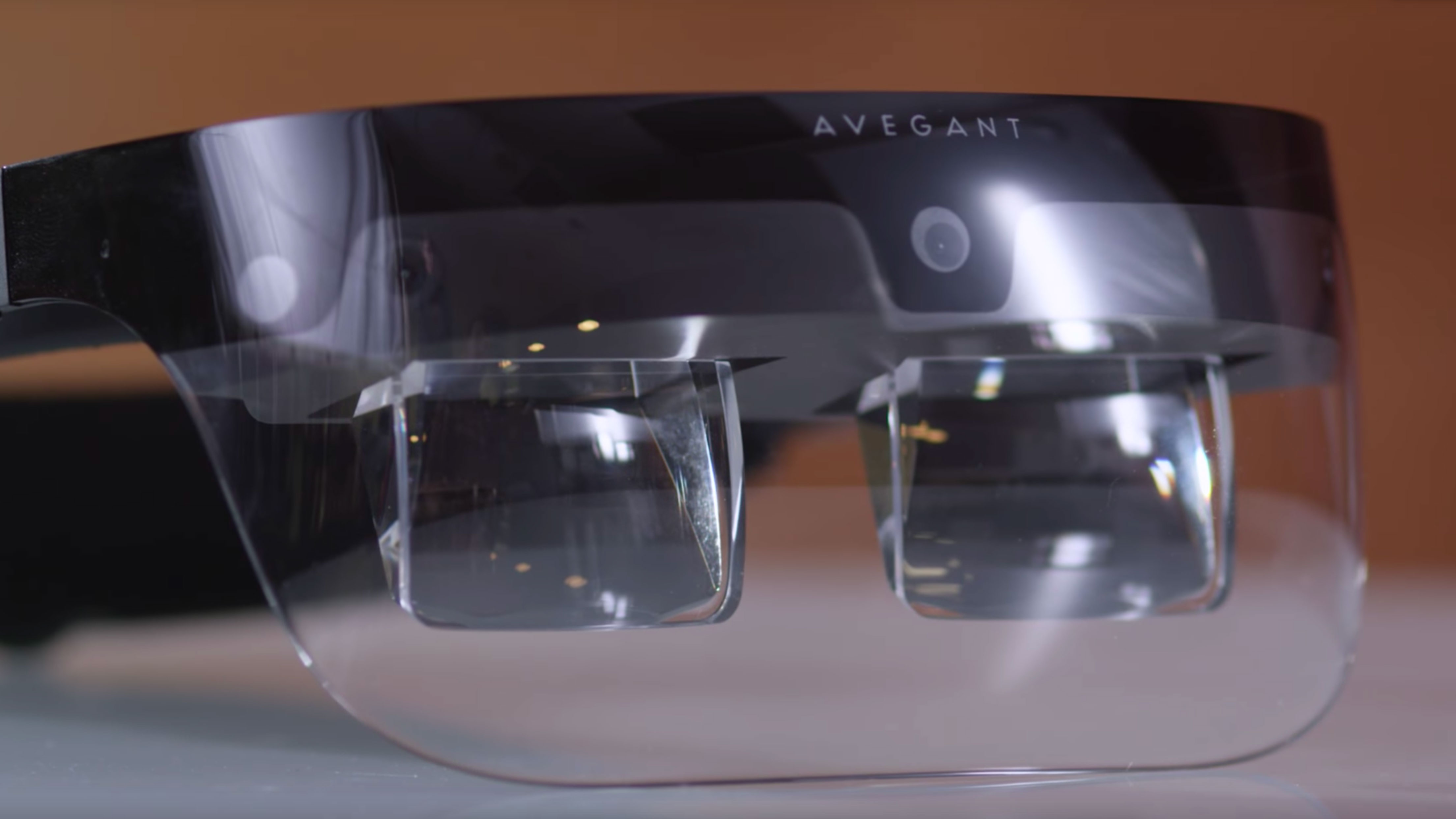 Avegant's developing an augmented-reality headset that it says uses light-field technology and can be easily manufactured.