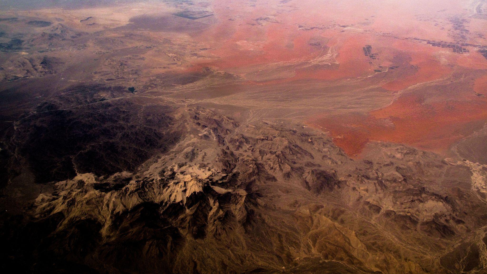 気候変動:二酸化炭素を石化して貯蔵できるか?