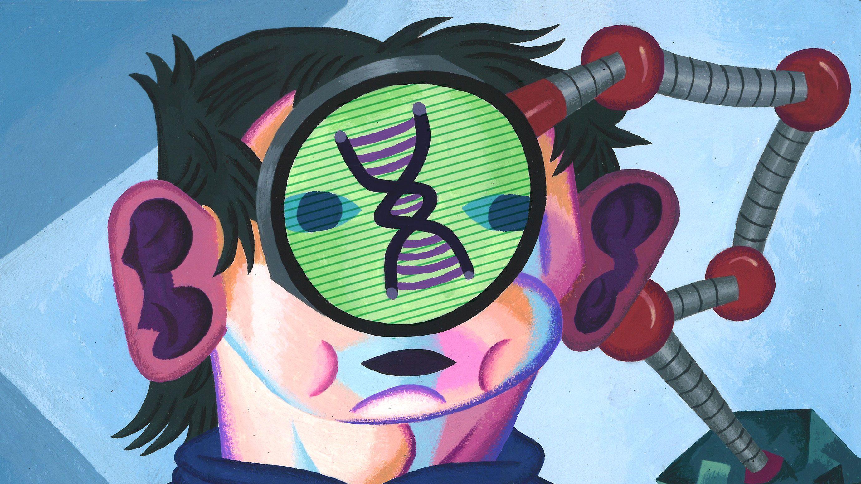 全ゲノム解析でも 診断できない病気がある