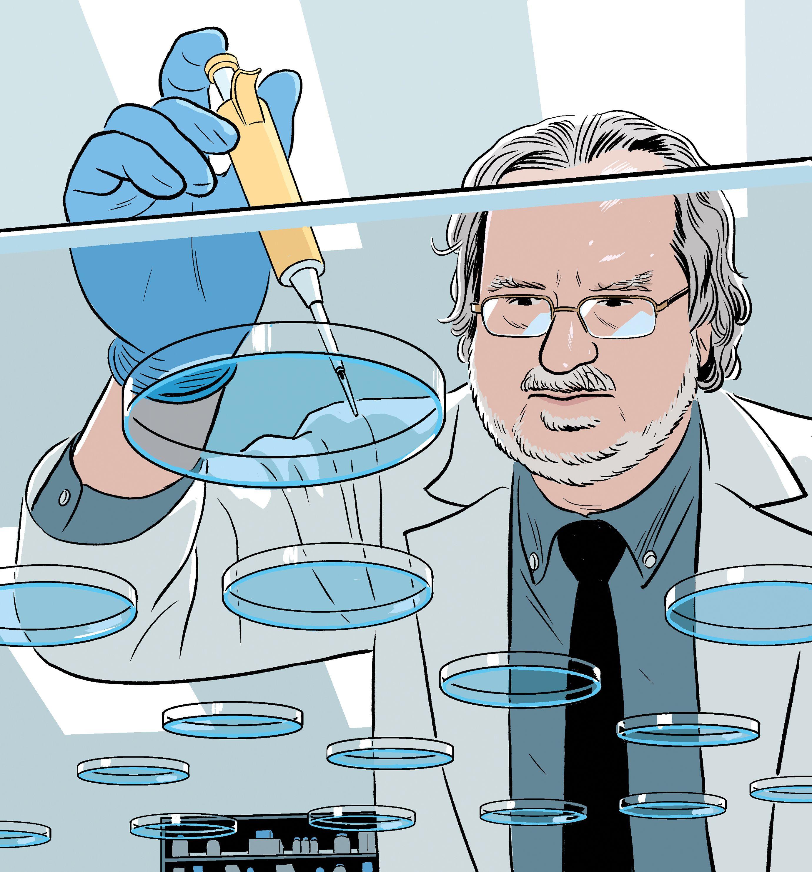 がん治療最前線 免疫療法のパイオニア ジェイムス・アリソン教授