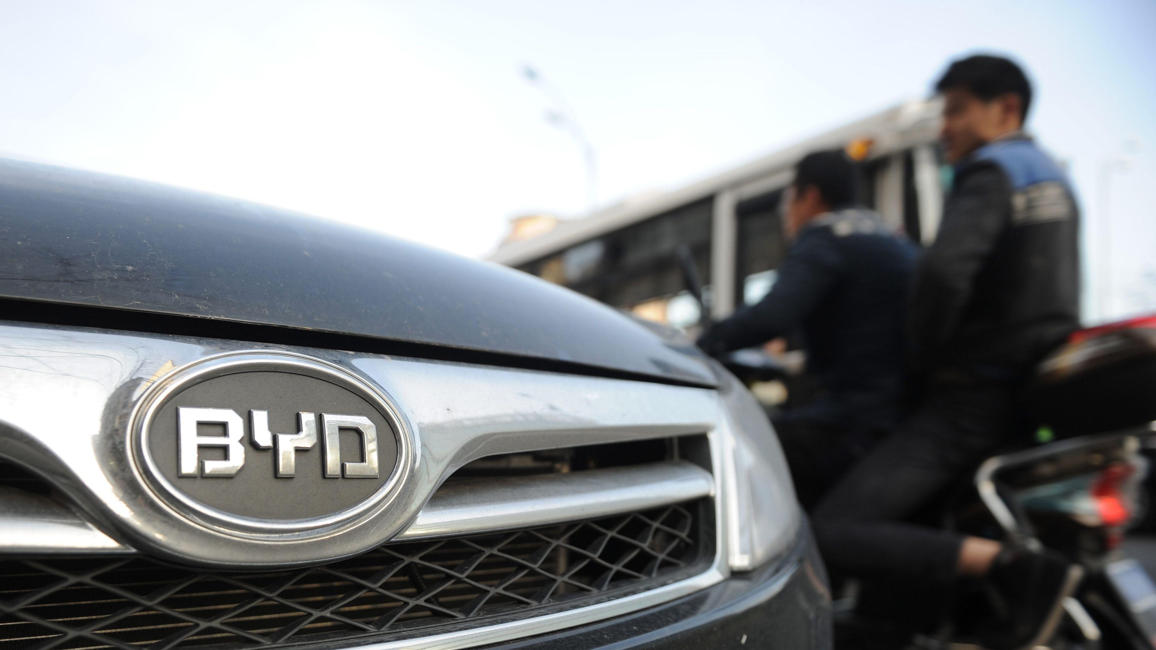 脱モノマネで真価が問われる、中国電気自動車メーカーの実力