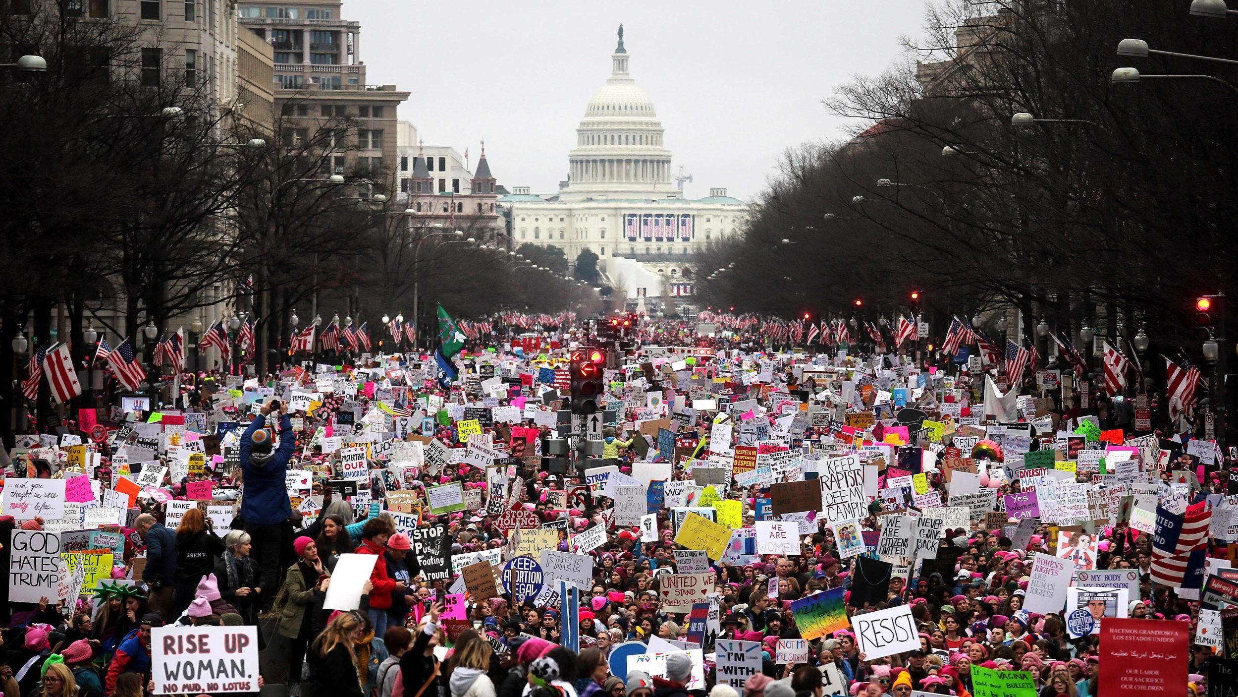 ソーシャル発の抗議デモは なぜいつも失敗するのか?