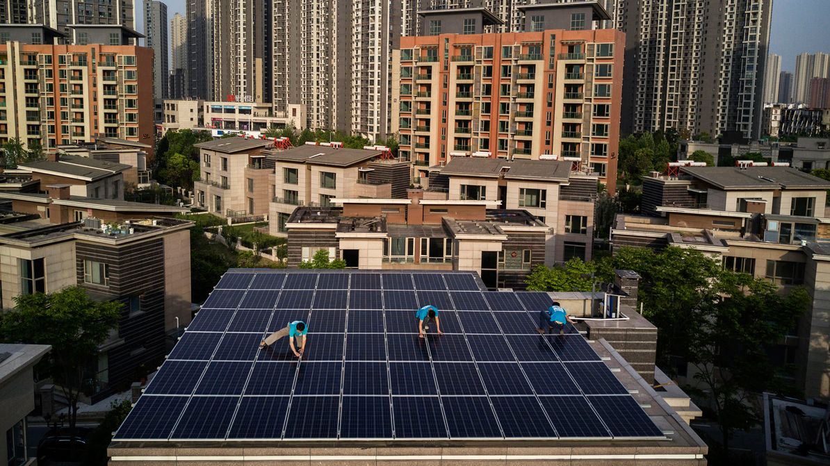 気候変動解決の主役にインドと中国が浮上