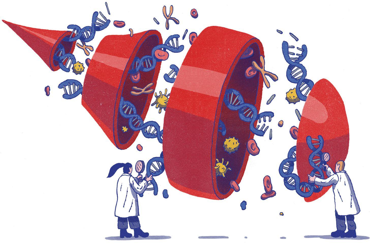 ビッグデータで早期発見 シリコンバレー流 がん治療の行方