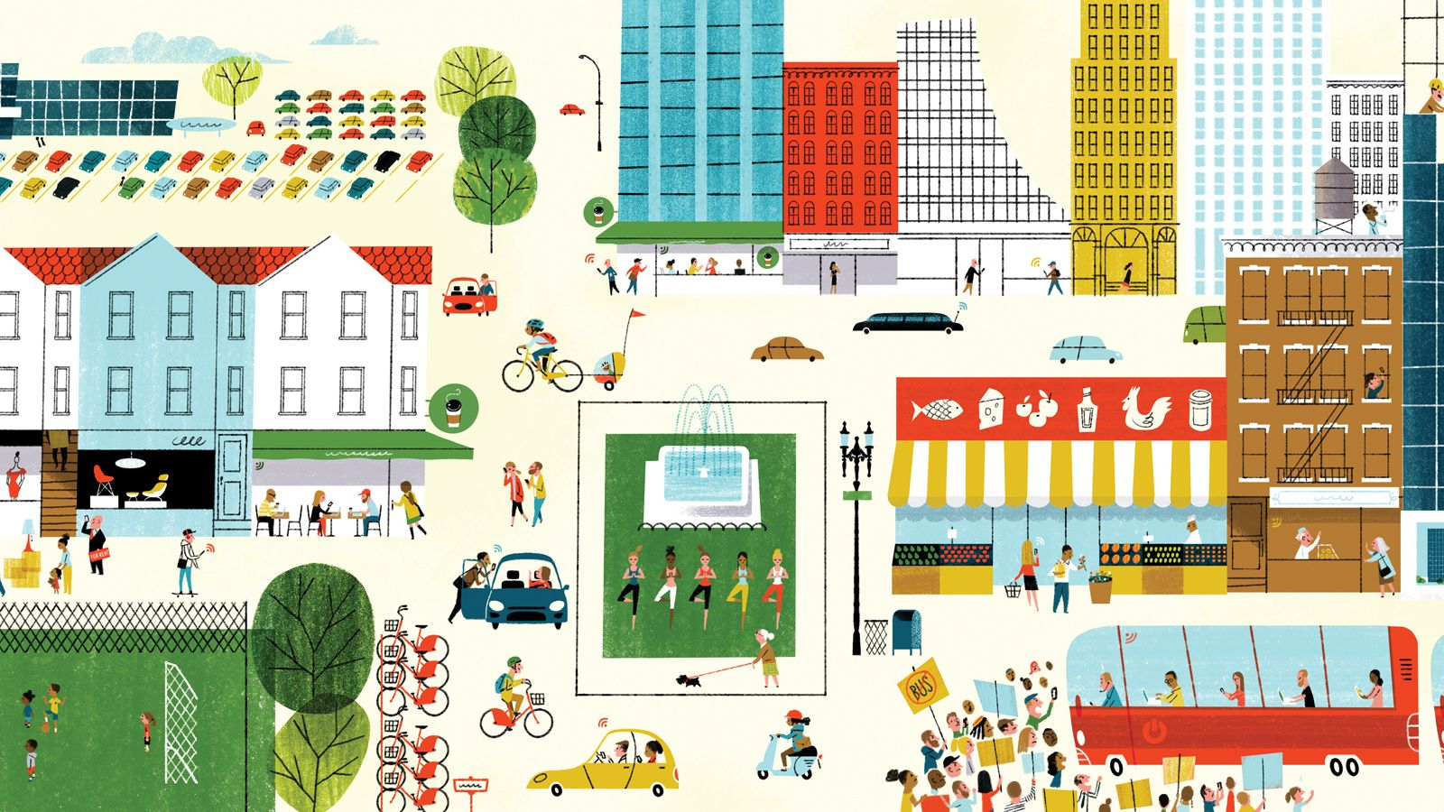 スタートアップの聖地で 深刻化する都市問題 解決のための3つの処方箋