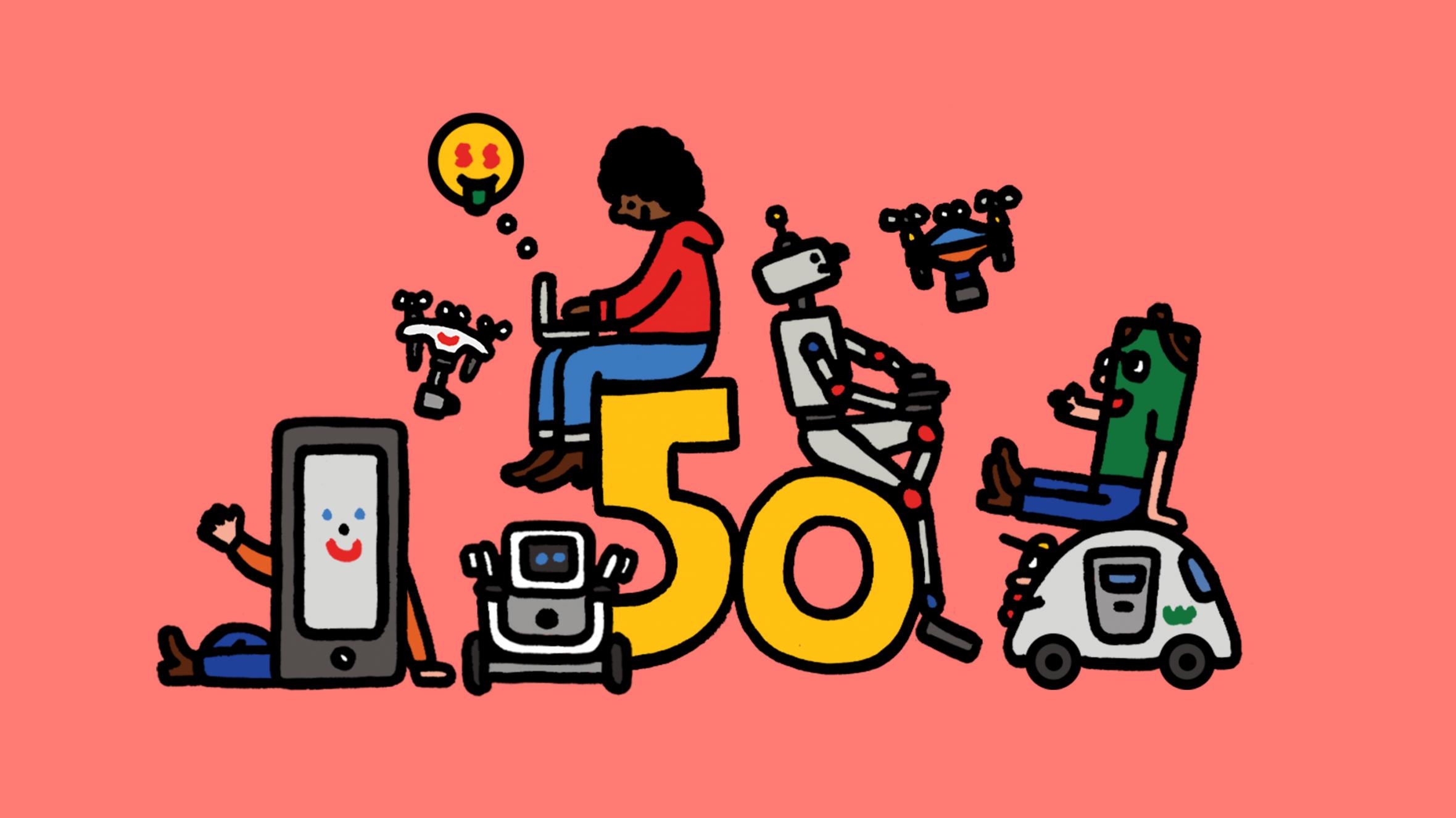 スマート・カンパニー50