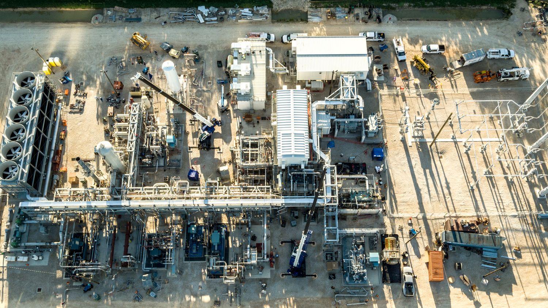 二酸化炭素を完全に回収、 「未来の火力発電所」が 間もなく稼働