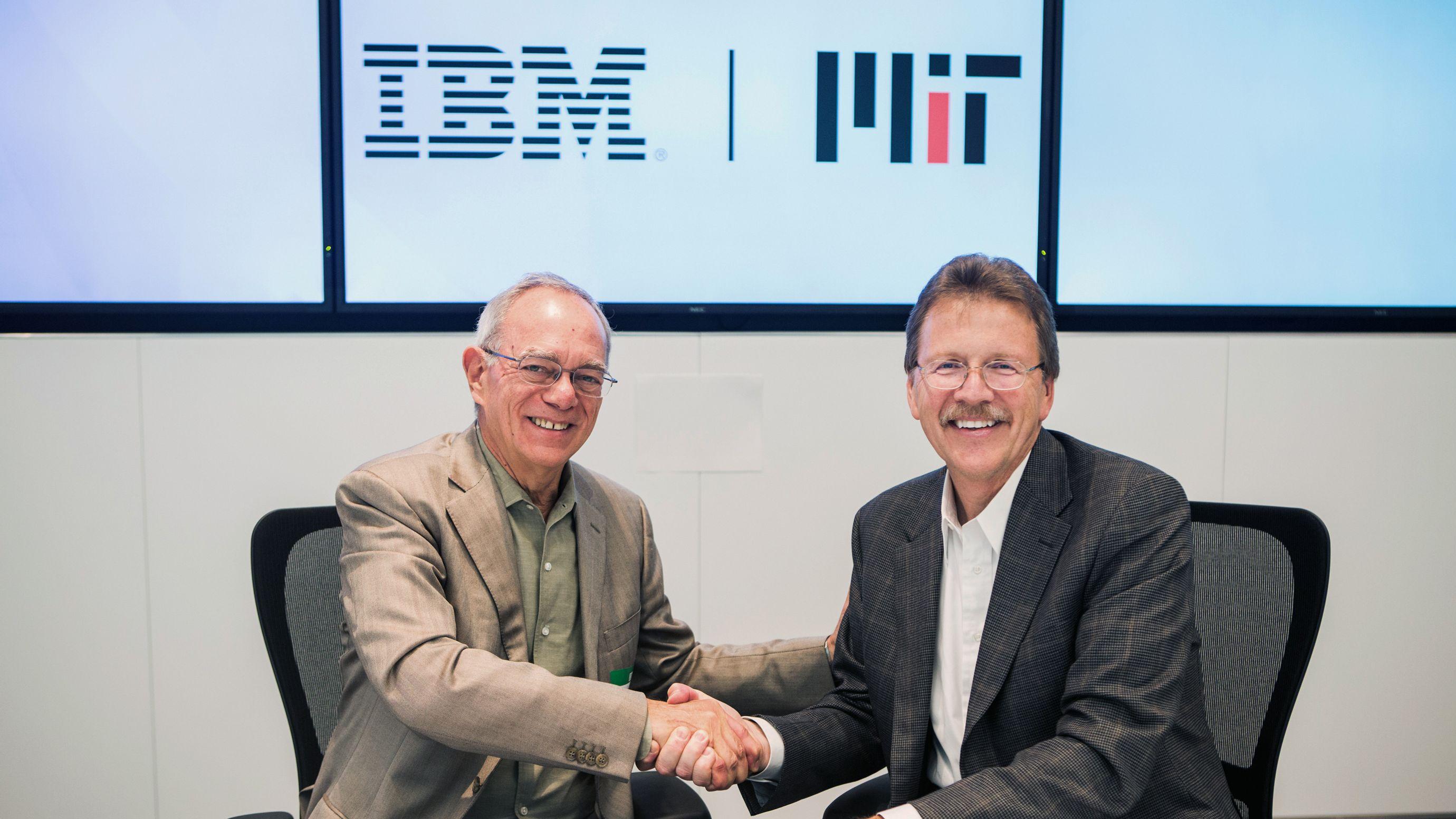 MITとの提携でIBMは再び輝けるのか?
