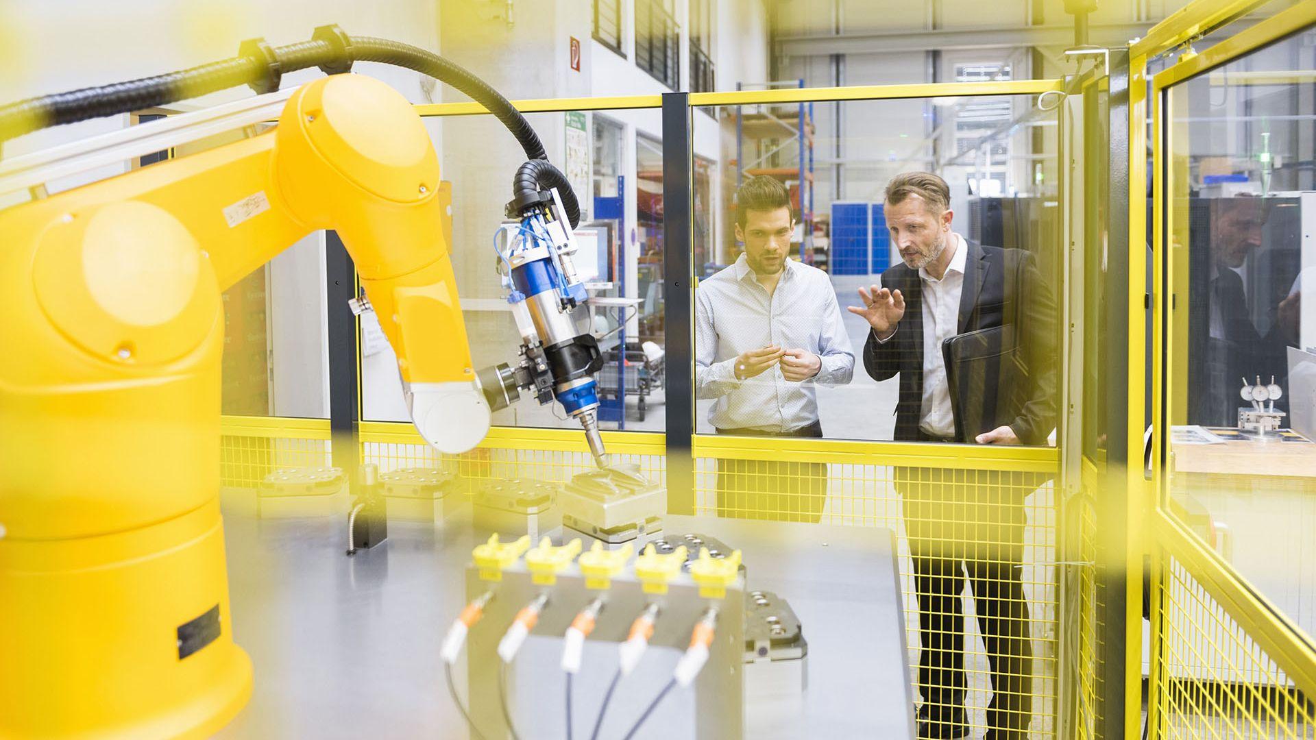 産業用ロボの安全性を劇的改善、MIT発の超高精度レーダー