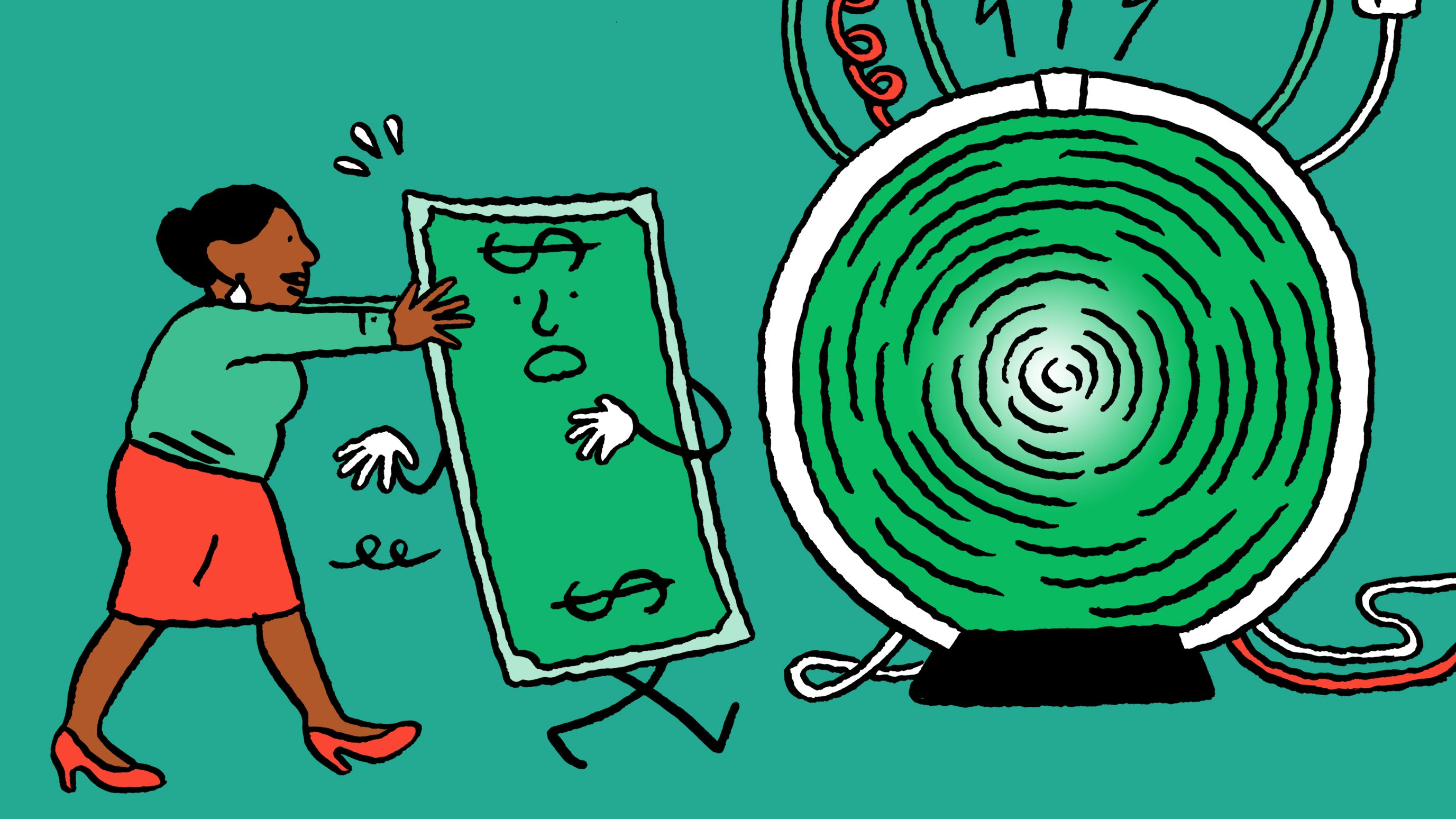 消えゆく現金、 暗号通貨に置き換わるか