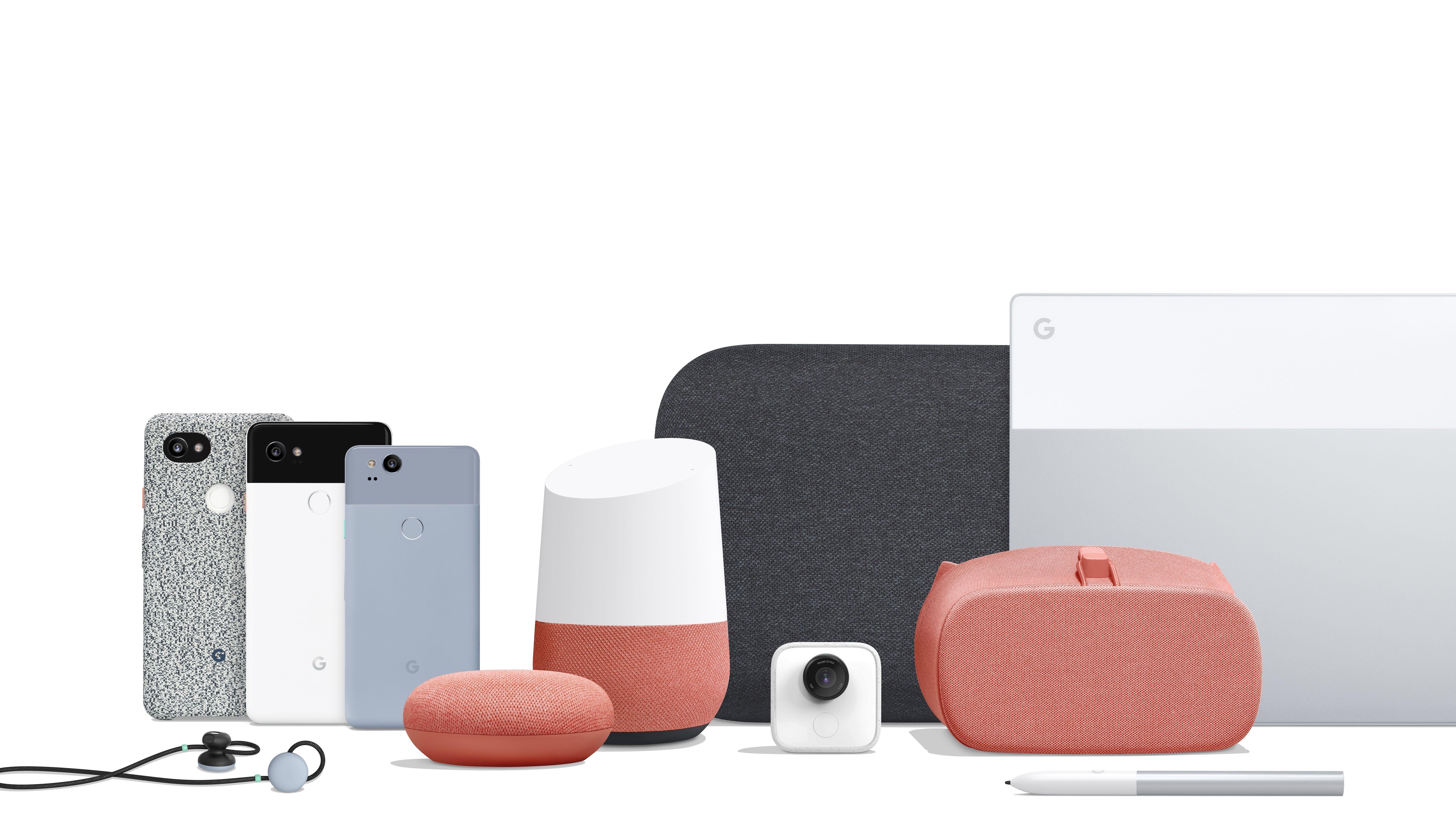 グーグル新製品ラッシュから見えた、コンピューティングの未来