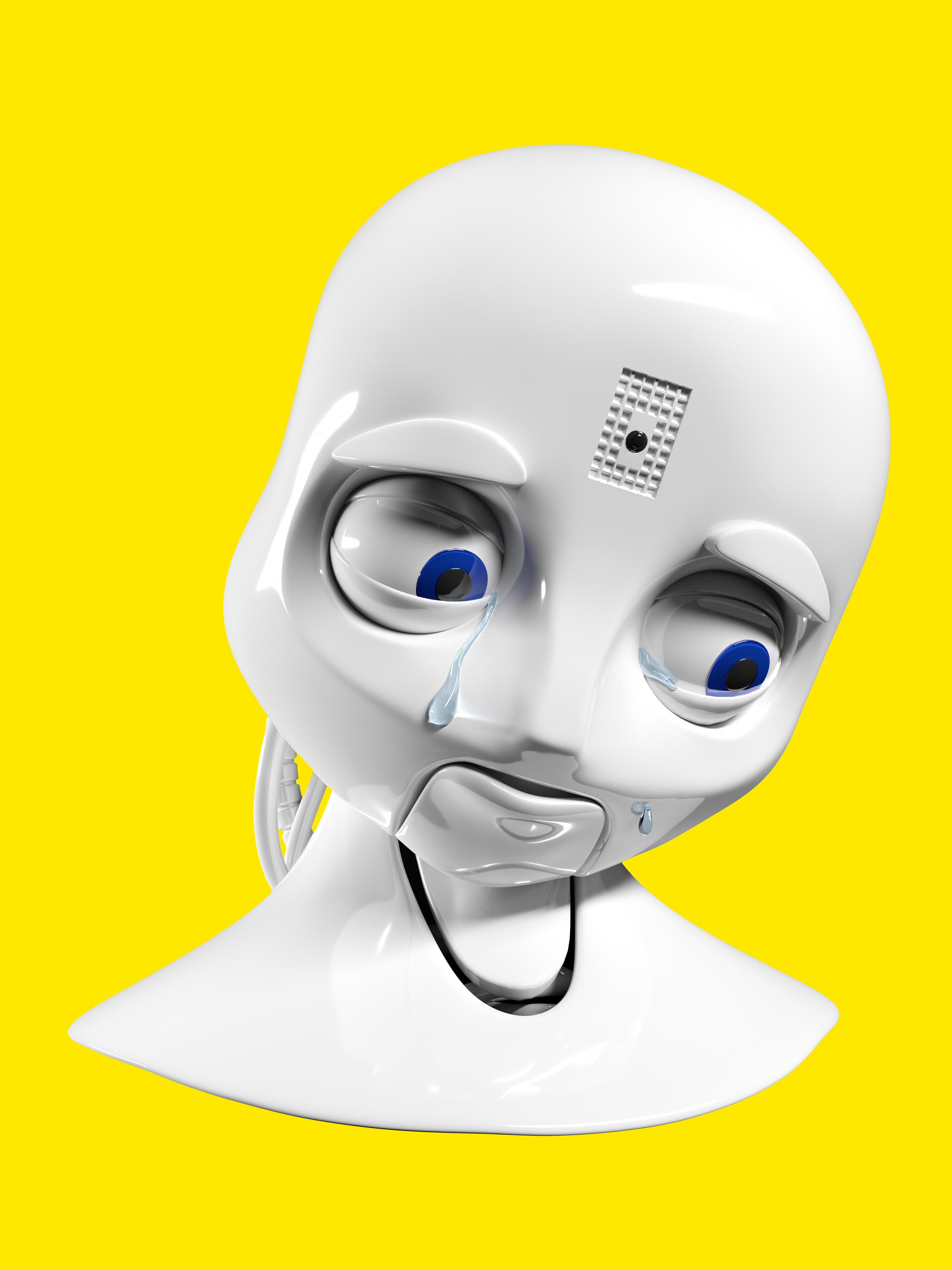 ロボットが相棒になるとき 誰が、どんな感情を 吹き込むのか?