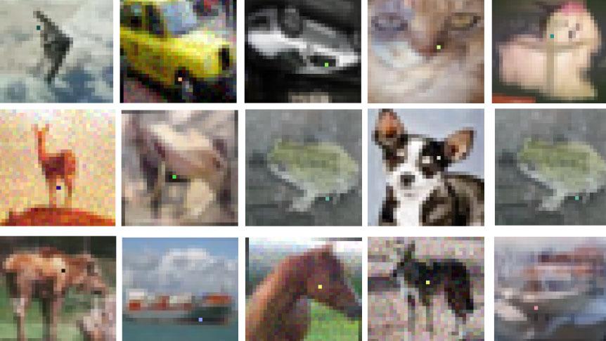 たった1ピクセルの変更でAIが画像を誤認識、九大チームが発表