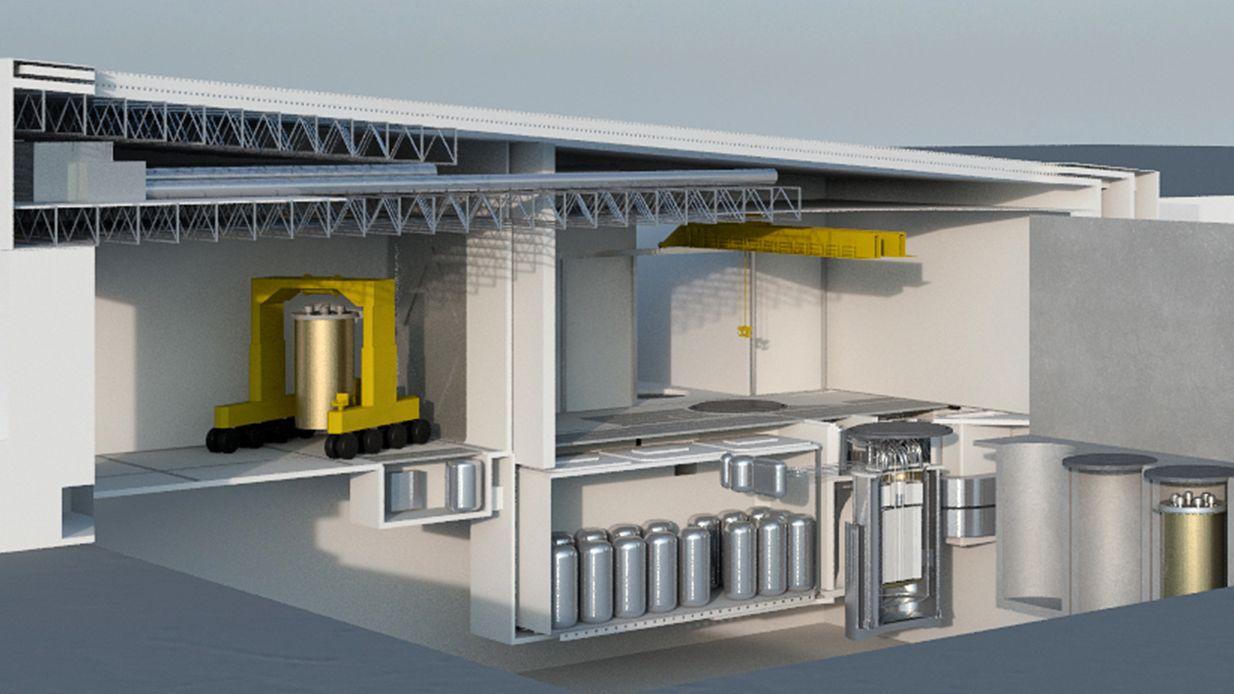 カナダ、次世代原発建設へ 商用溶融塩原子炉 プロジェクトが本格始動