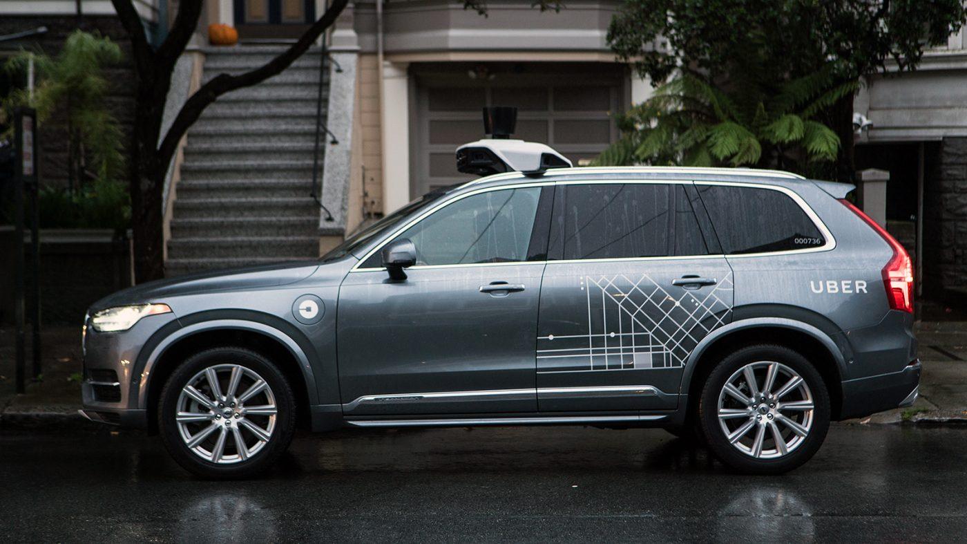 ウーバーがボルボのSUVを2万台購入、自律自動車へアクセル