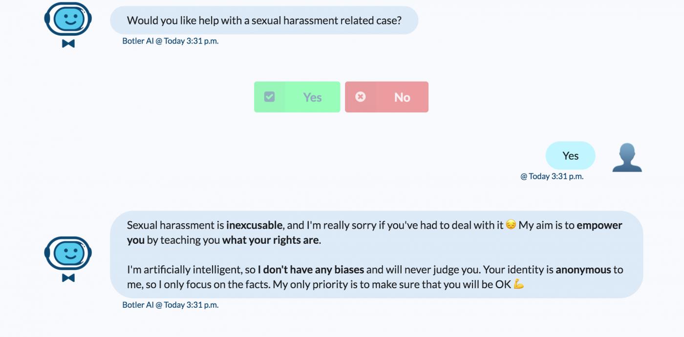 セクハラ被害者を支援する無料AIツール、カナダで登場
