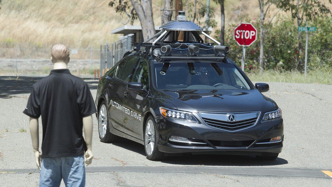 中国のAI企業が世界進出、ホンダと自律自動車を共同開発