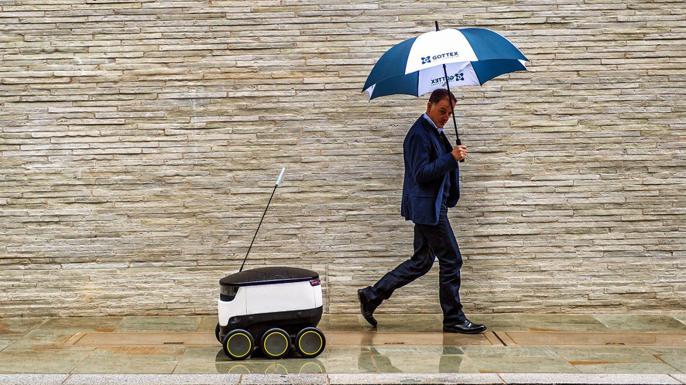 イノベーションの本場・サンフランシスコで配達ロボットが規制