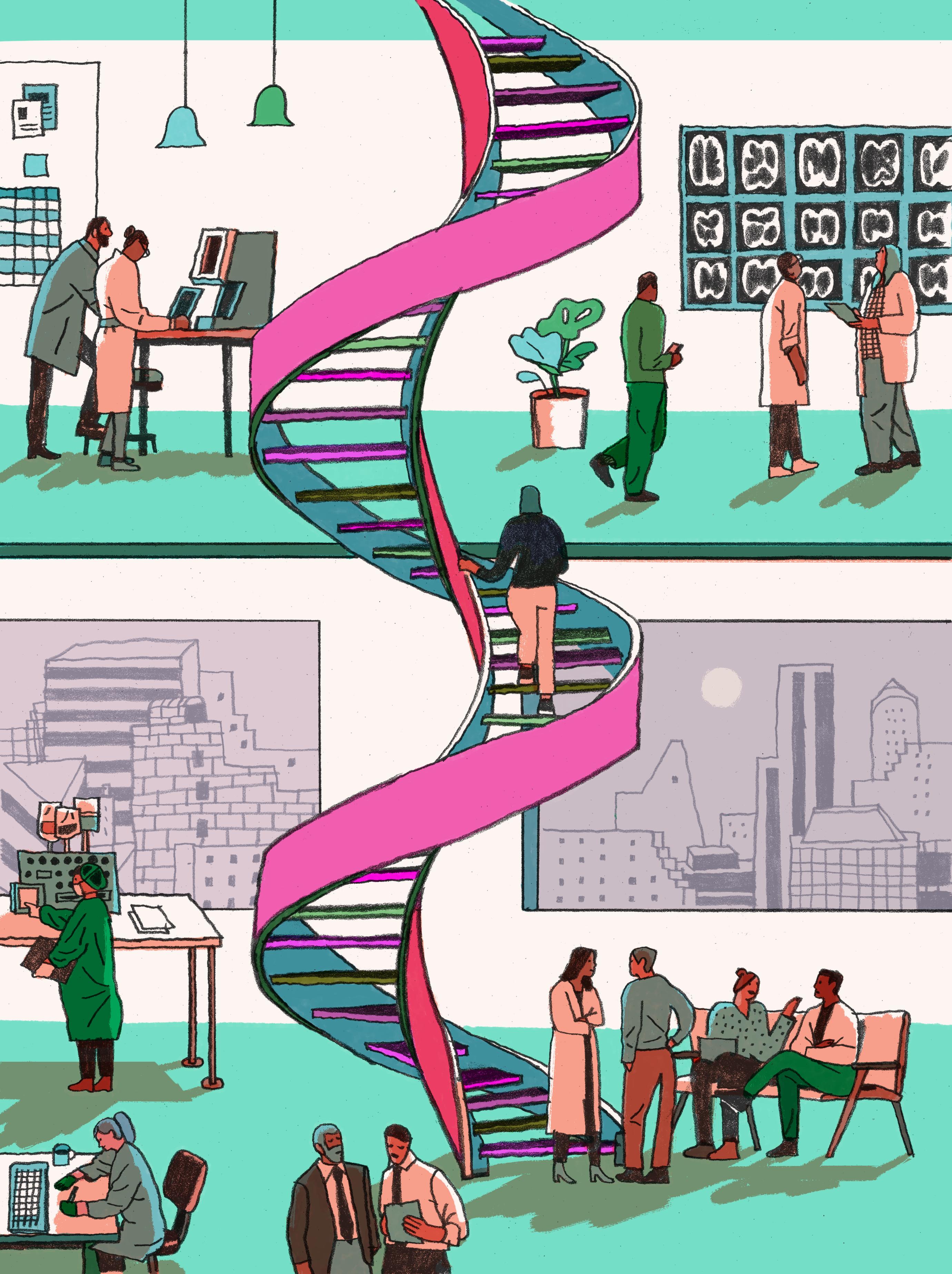 2018年、夢の遺伝子療法 CRISPRがやってくる