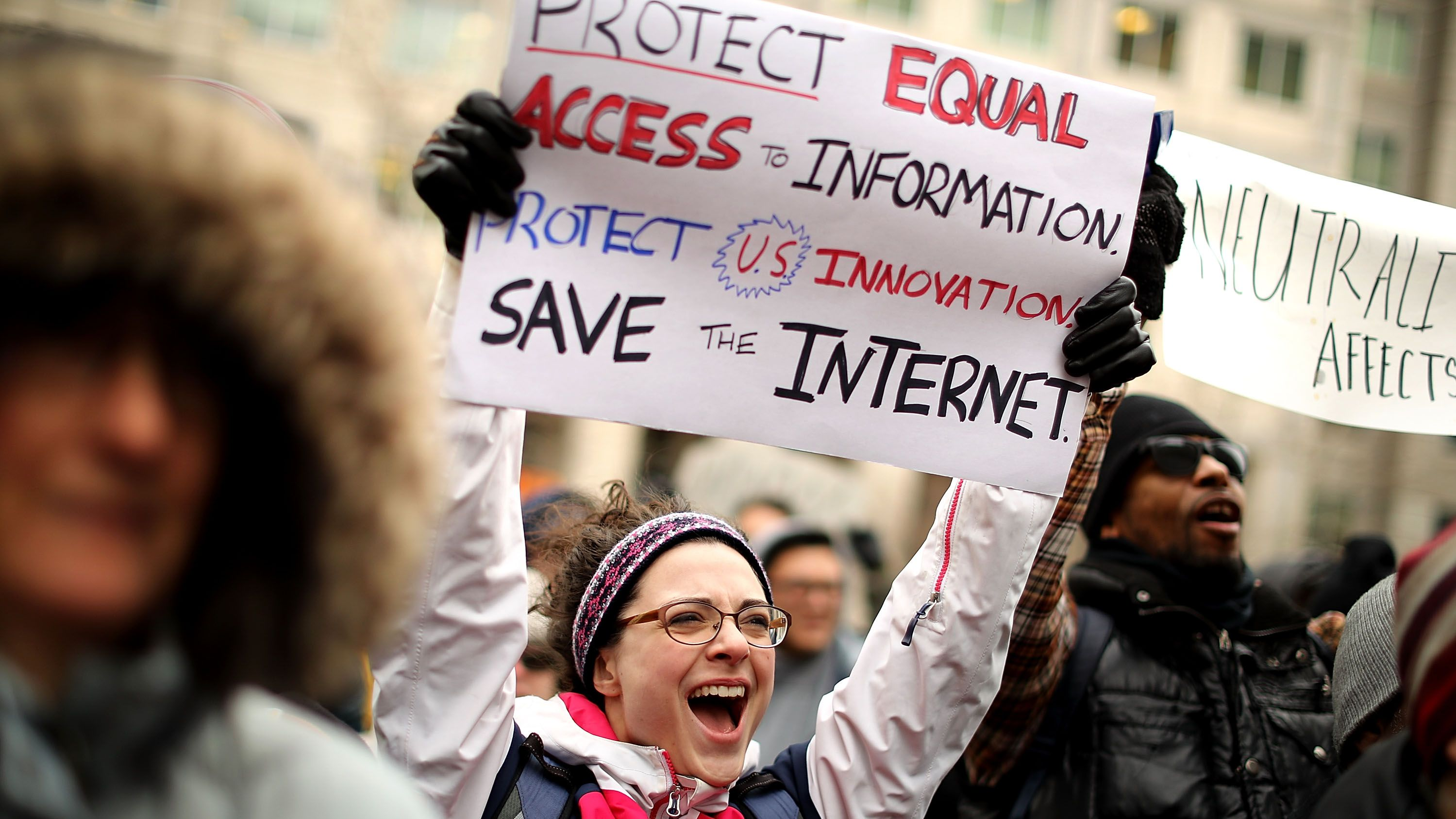 ネットワーク中立性を守れ! 全米にいま広がる4つの動き