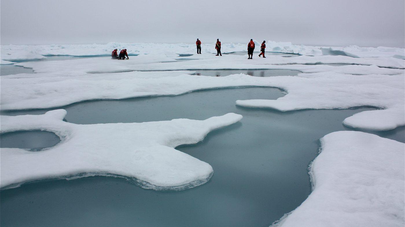 米国を襲う大寒波、北極圏の温暖化が影響?