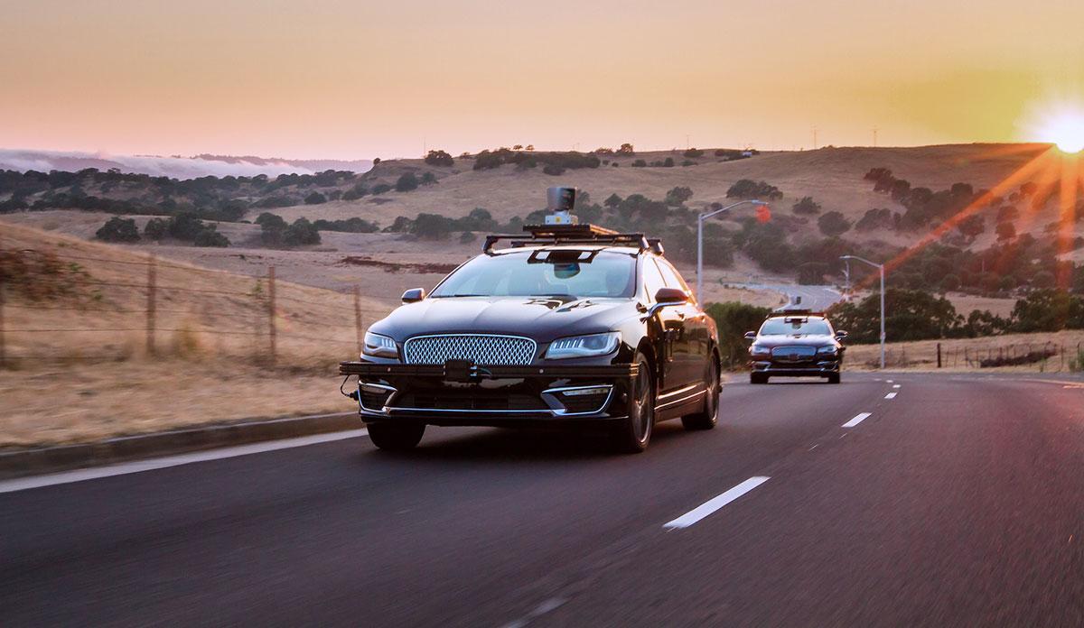 元グーグル幹部の自動運転技術企業、VWと現代自にソフト提供へ