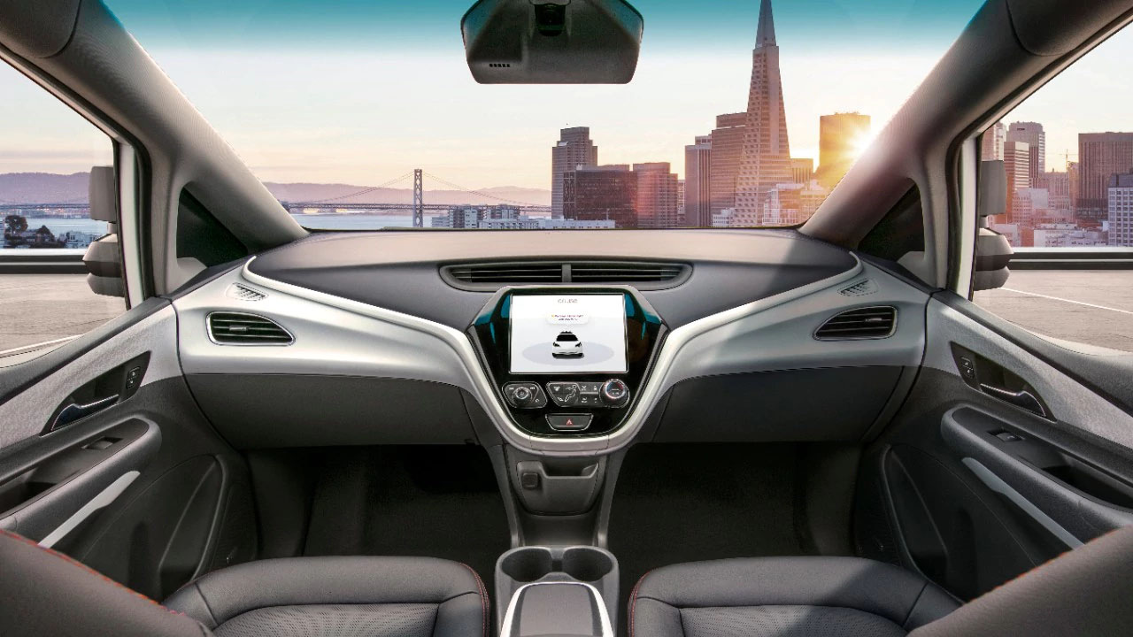 GMが「ハンドルなし」の自動運転車を発表、量産型では初