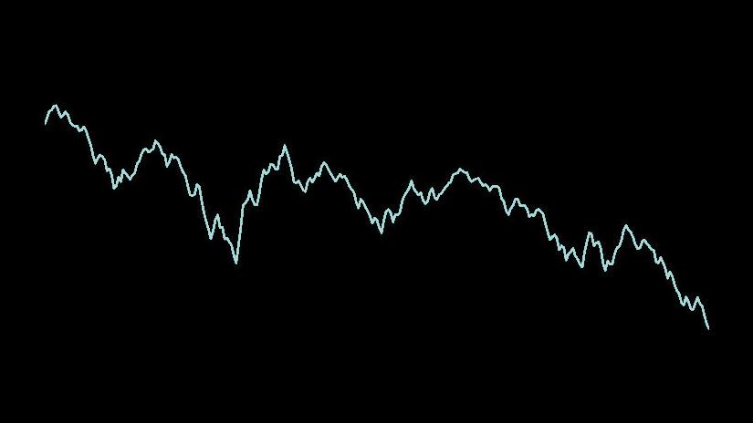 ビットコインが一時1万ドル割れ、規制強化への不安が原因か
